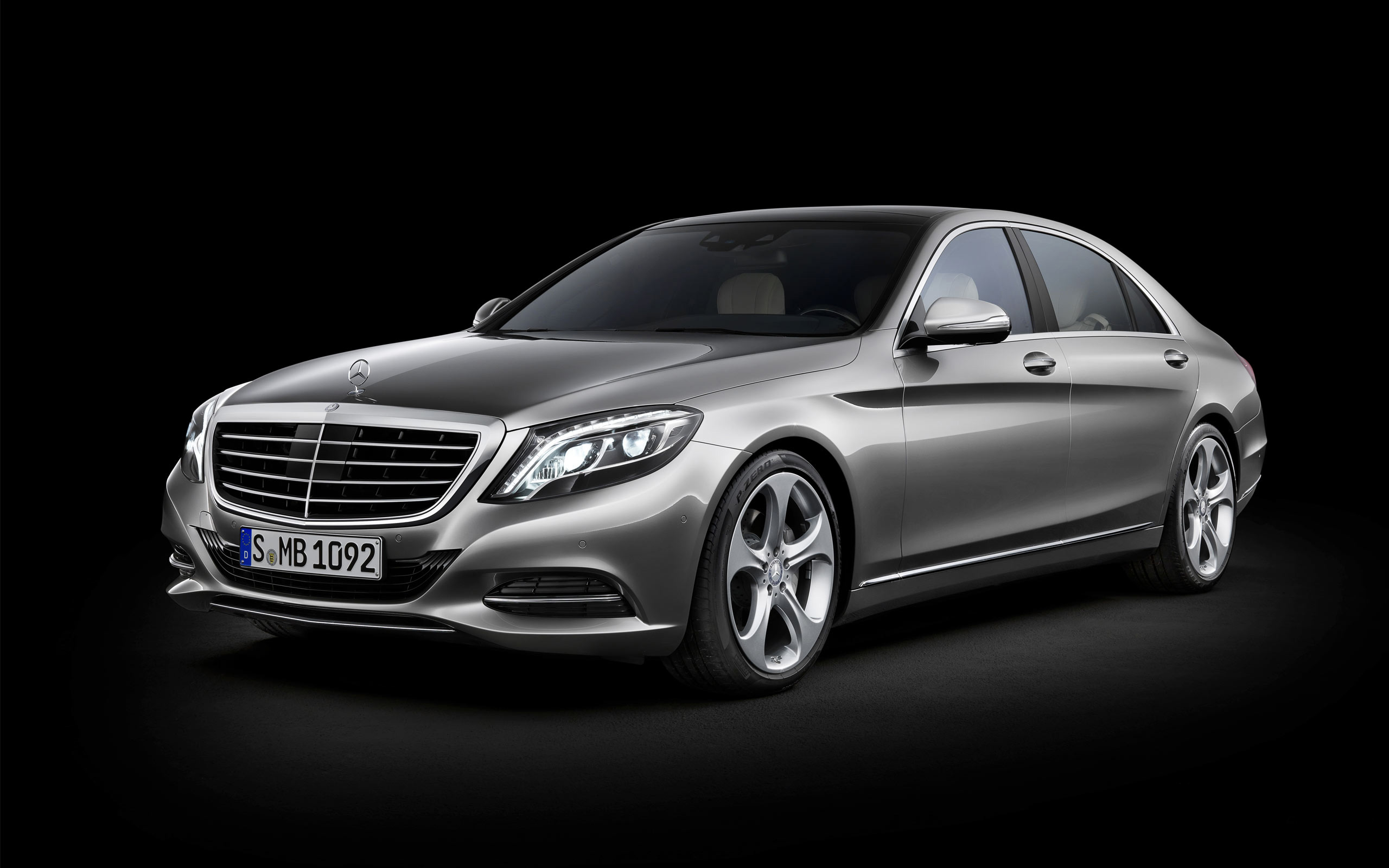 2014 mercedes benz s class wallpaper hd car wallpapers id 3427. Black Bedroom Furniture Sets. Home Design Ideas