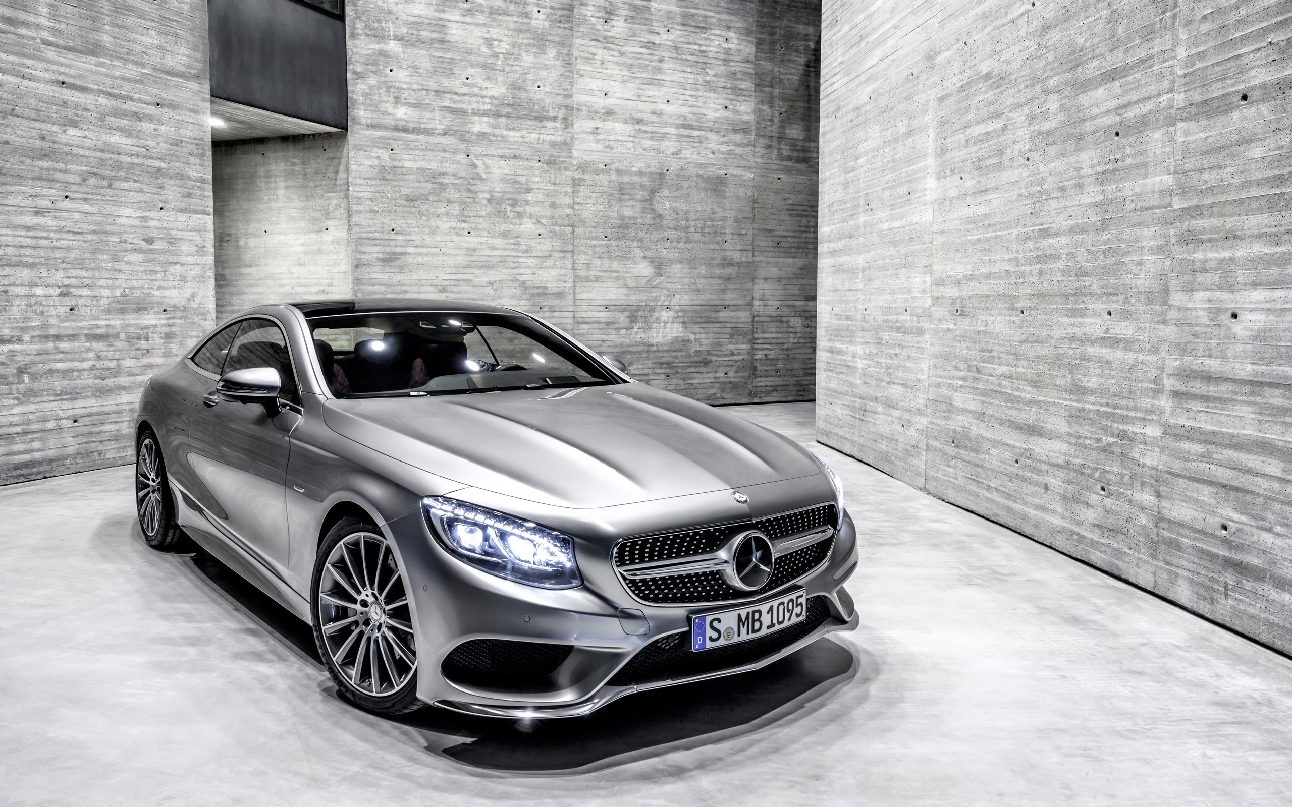 2014 mercedes benz s class coupe wallpaper hd car