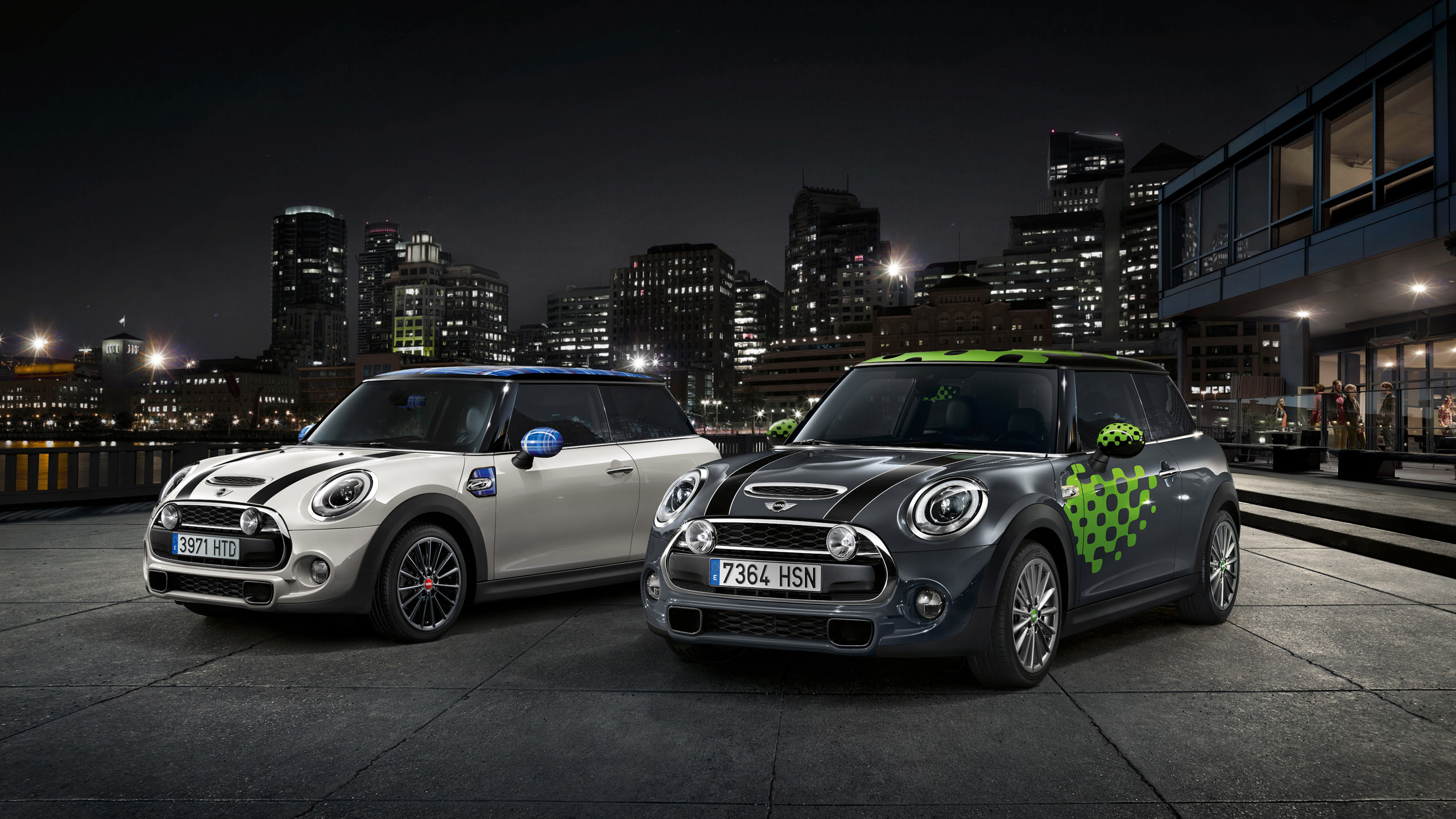 2014 MINI Cooper Accessories Wallpaper | HD Car Wallpapers