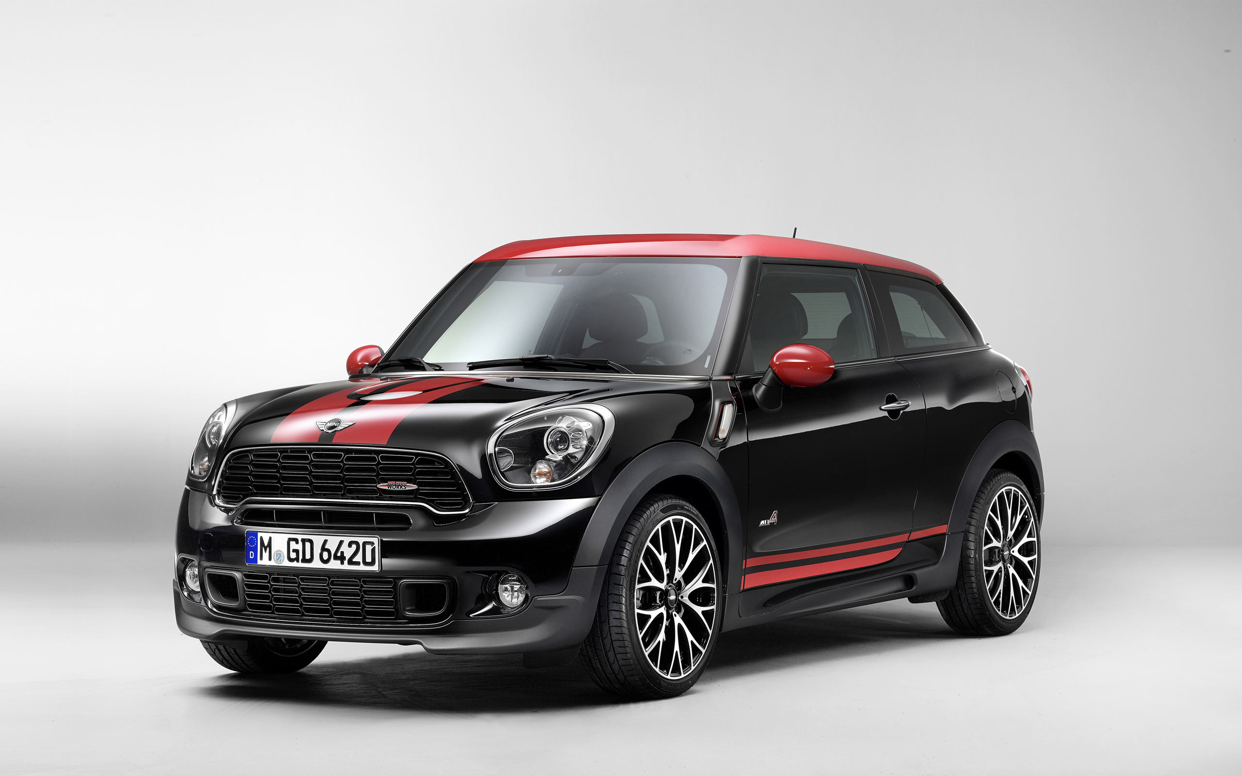 2014 mini john cooper works paceman wallpaper hd car wallpapers id 3231. Black Bedroom Furniture Sets. Home Design Ideas