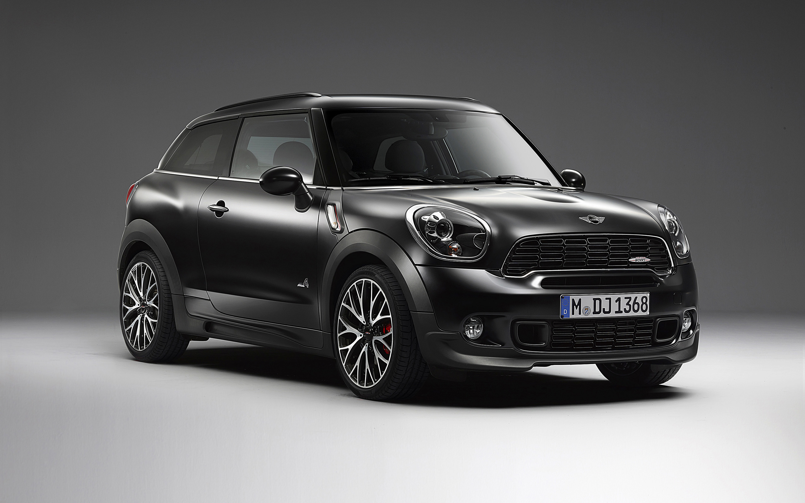 2014 mini john cooper works paceman wallpaper hd car wallpapers id 3859. Black Bedroom Furniture Sets. Home Design Ideas
