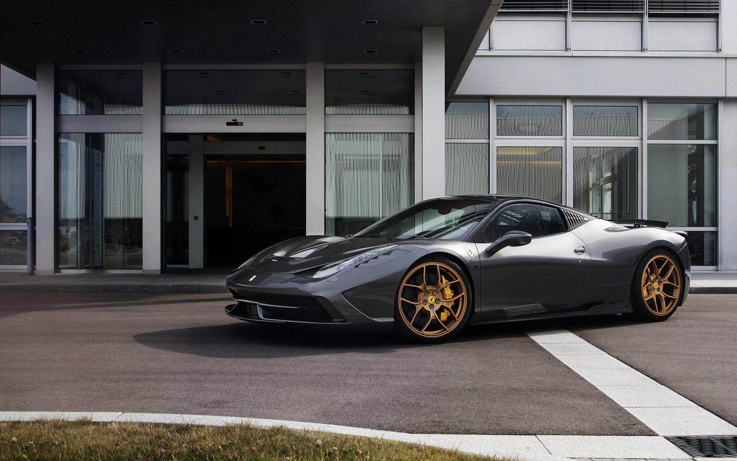 2014 Novitec Rosso Ferrari 458 Speciale 2 Wallpaper Hd Car Wallpapers Id 4793