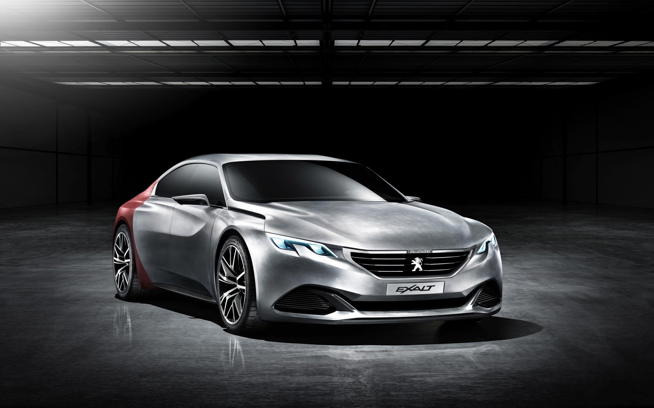 2014 Peugeot Exalt Concept Wallpaper | HD Car Wallpapers | ID #4397