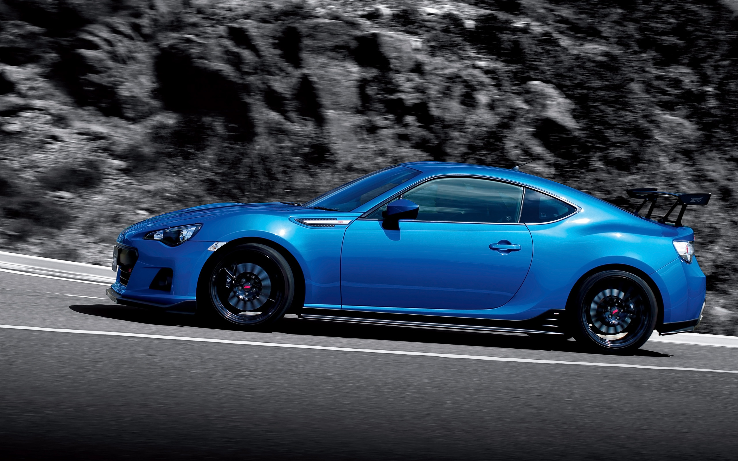2014 Subaru BRZ TS GT 2 Wallpaper