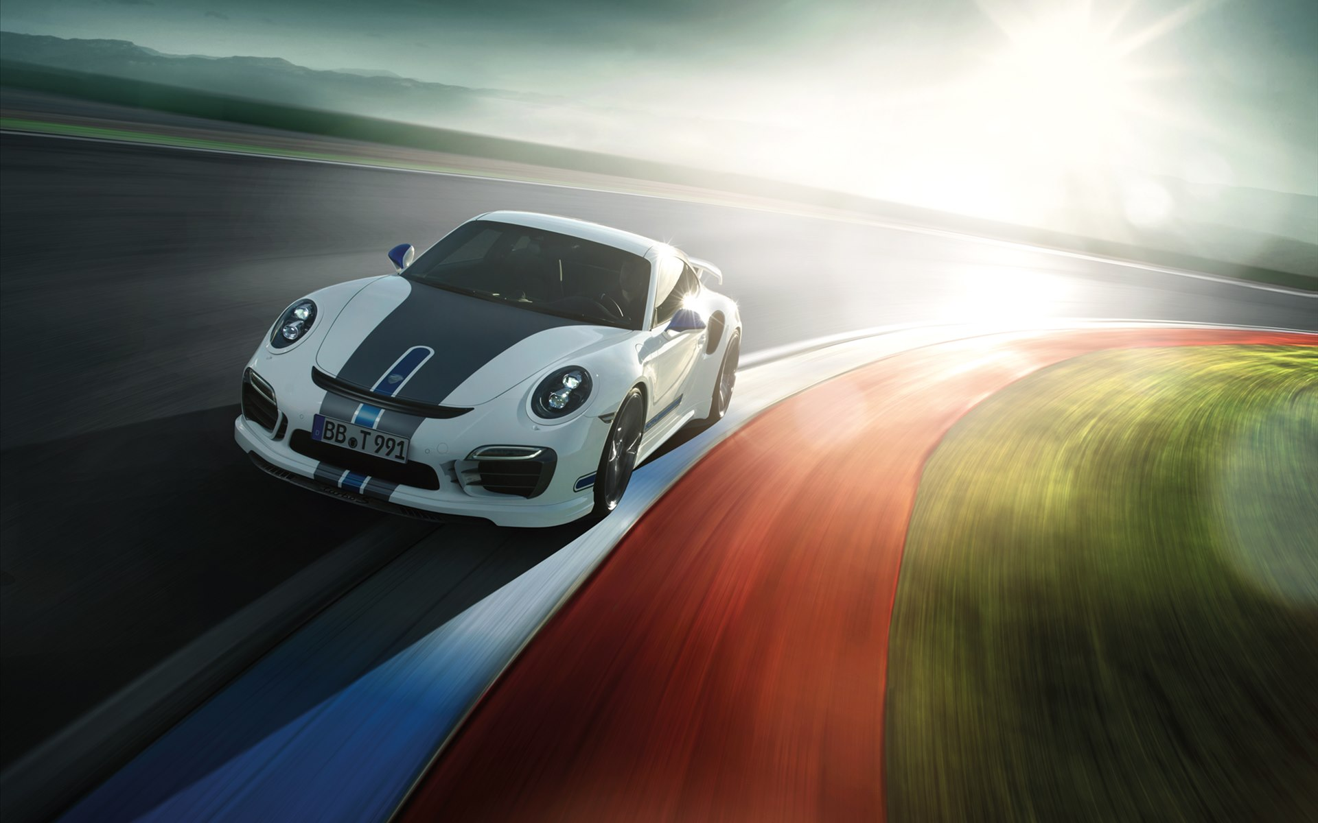 2014 Techart Porsche 911 Turbo S Wallpaper Hd Car Wallpapers Id 4669