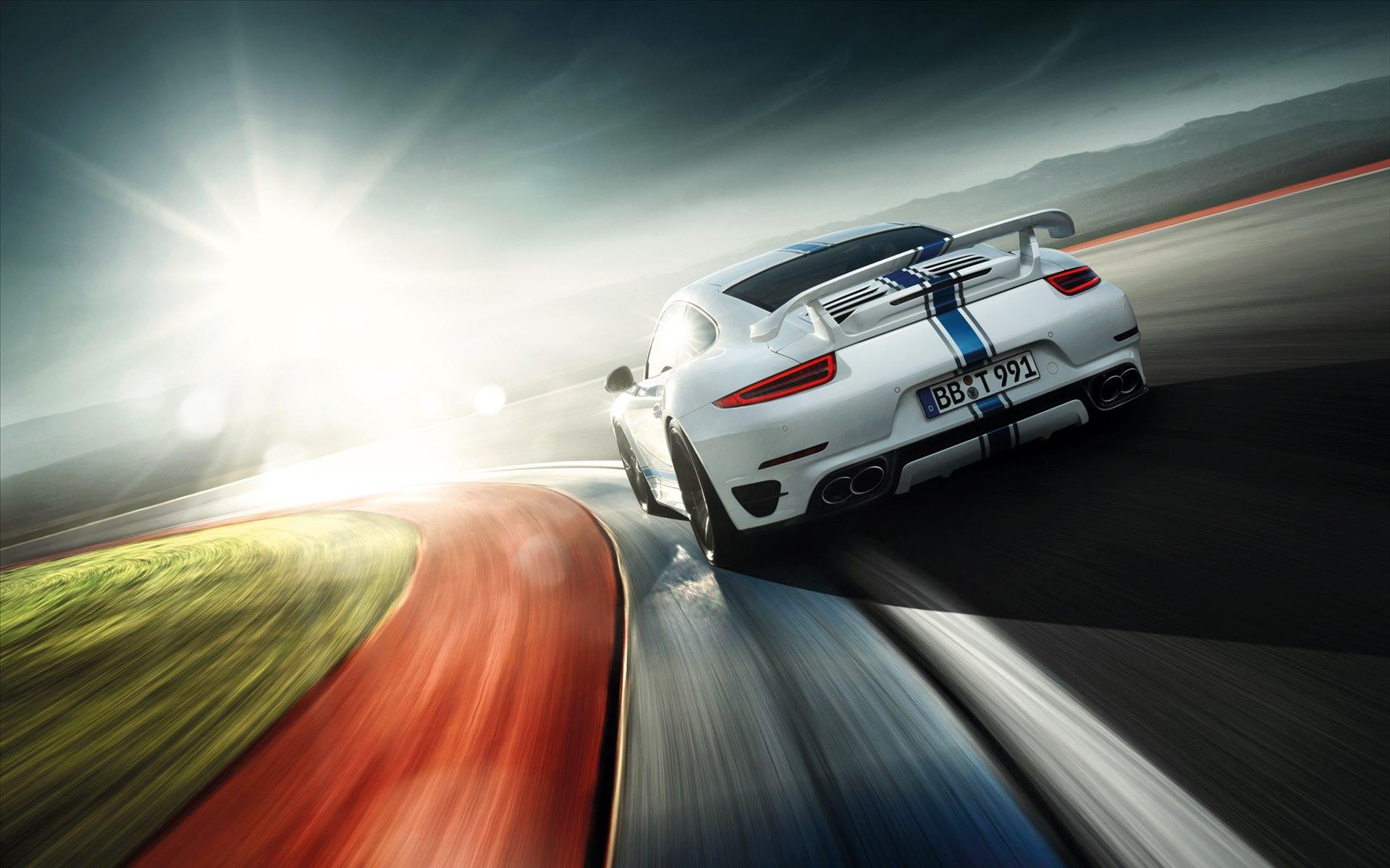 2014 techart porsche 911 turbo s 2