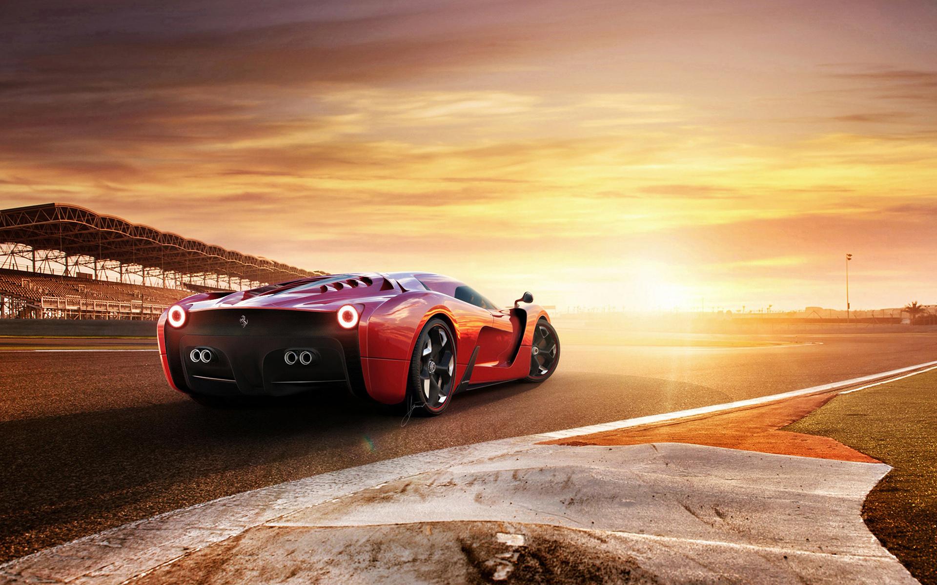 2014 ugur sahin design project f concept study 2 wallpaper - Project cars 4k wallpaper ...