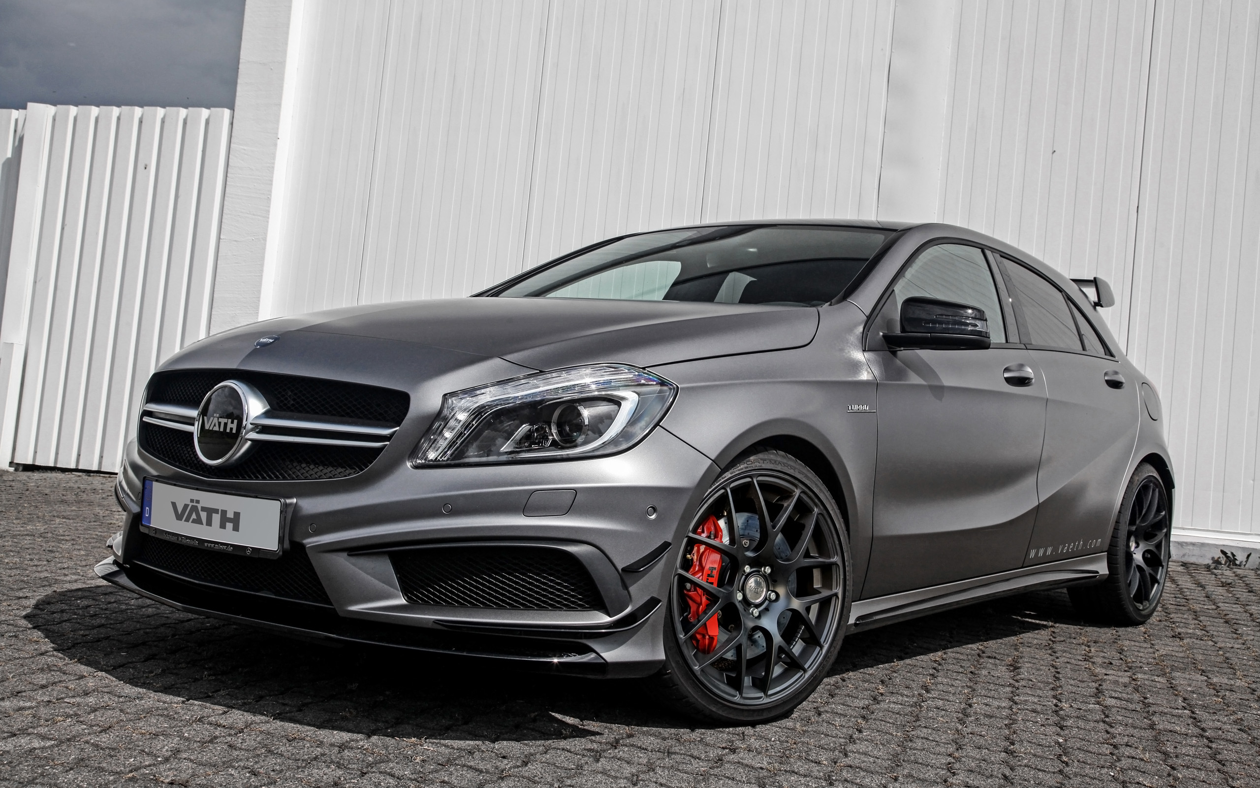2014 vaeth mercedes benz a45 amg wallpaper hd car. Black Bedroom Furniture Sets. Home Design Ideas