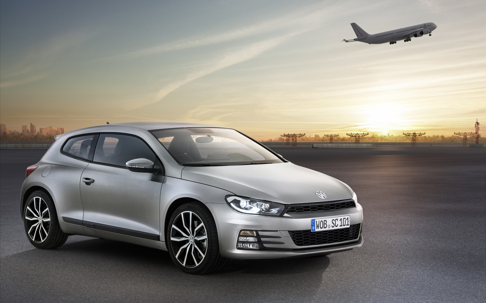 2014 Volkswagen Scirocco Wallpaper | HD Car Wallpapers