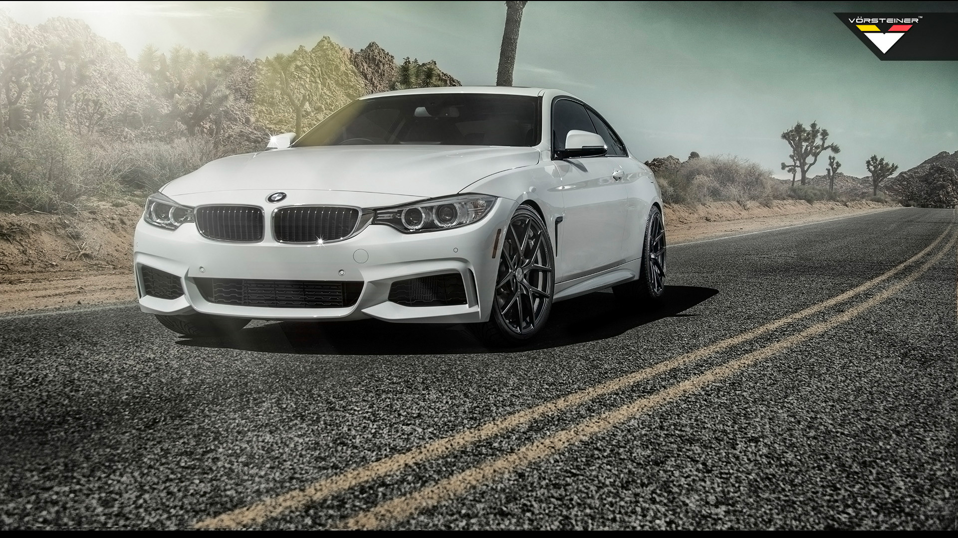 2014 Vorsteiner BMW 435i Wallpaper | HD Car Wallpapers ...