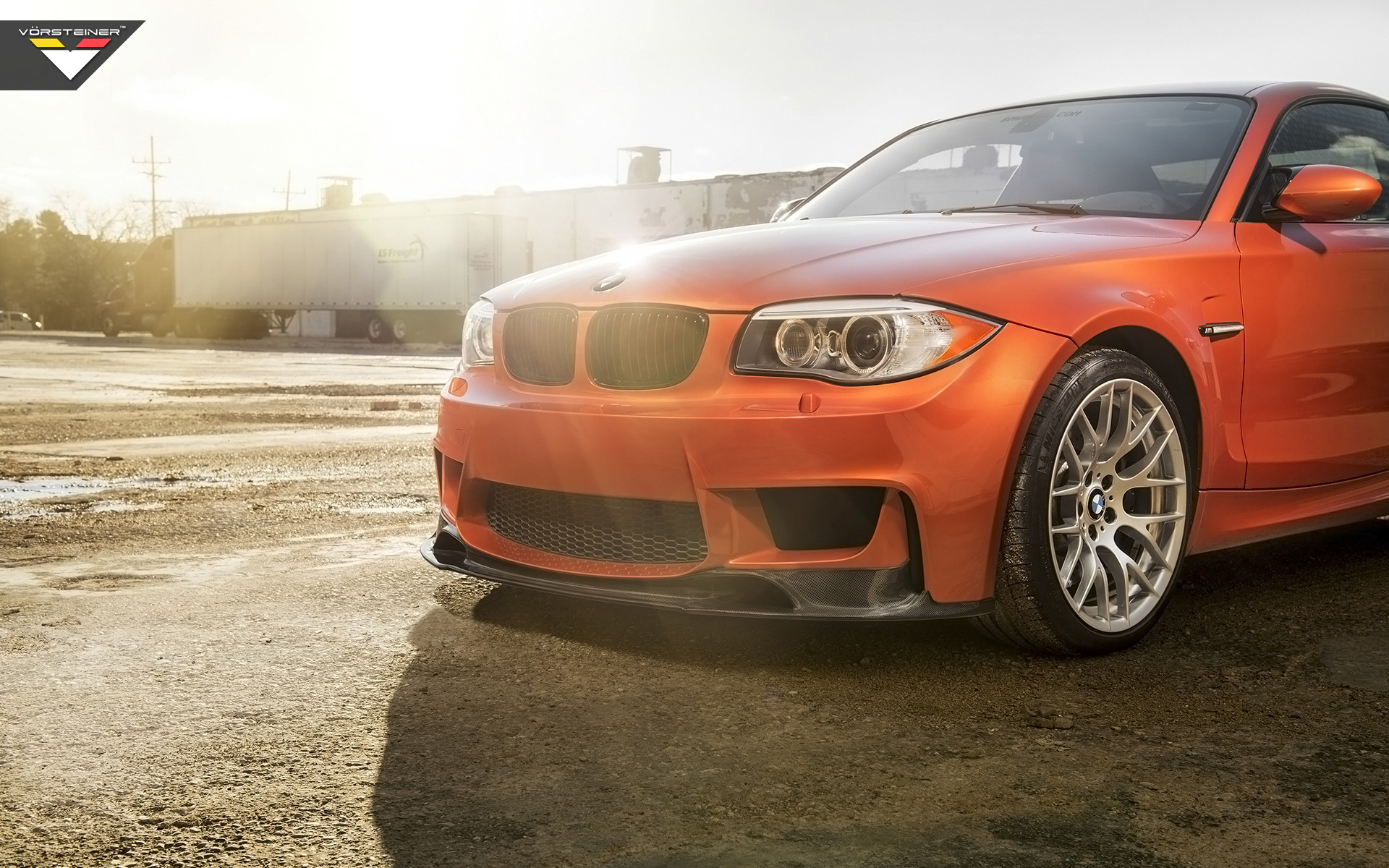 2014 Vorsteiner Bmw E82 1m Coupe Wallpaper Hd Car Wallpapers Id 4060