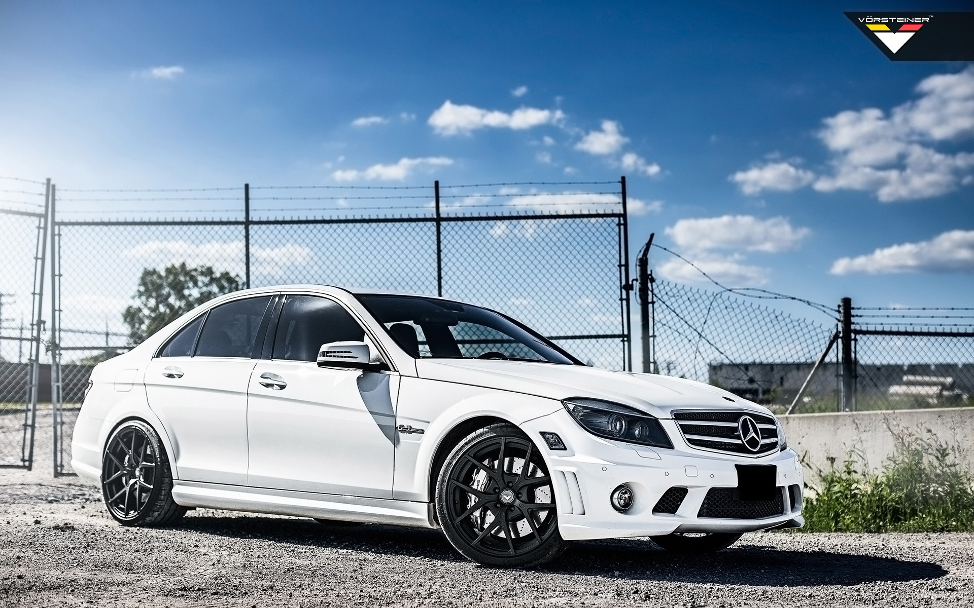2014 Vorsteiner Mercedes Benz C63 Amg Wallpaper Hd Car Wallpapers Id 4663
