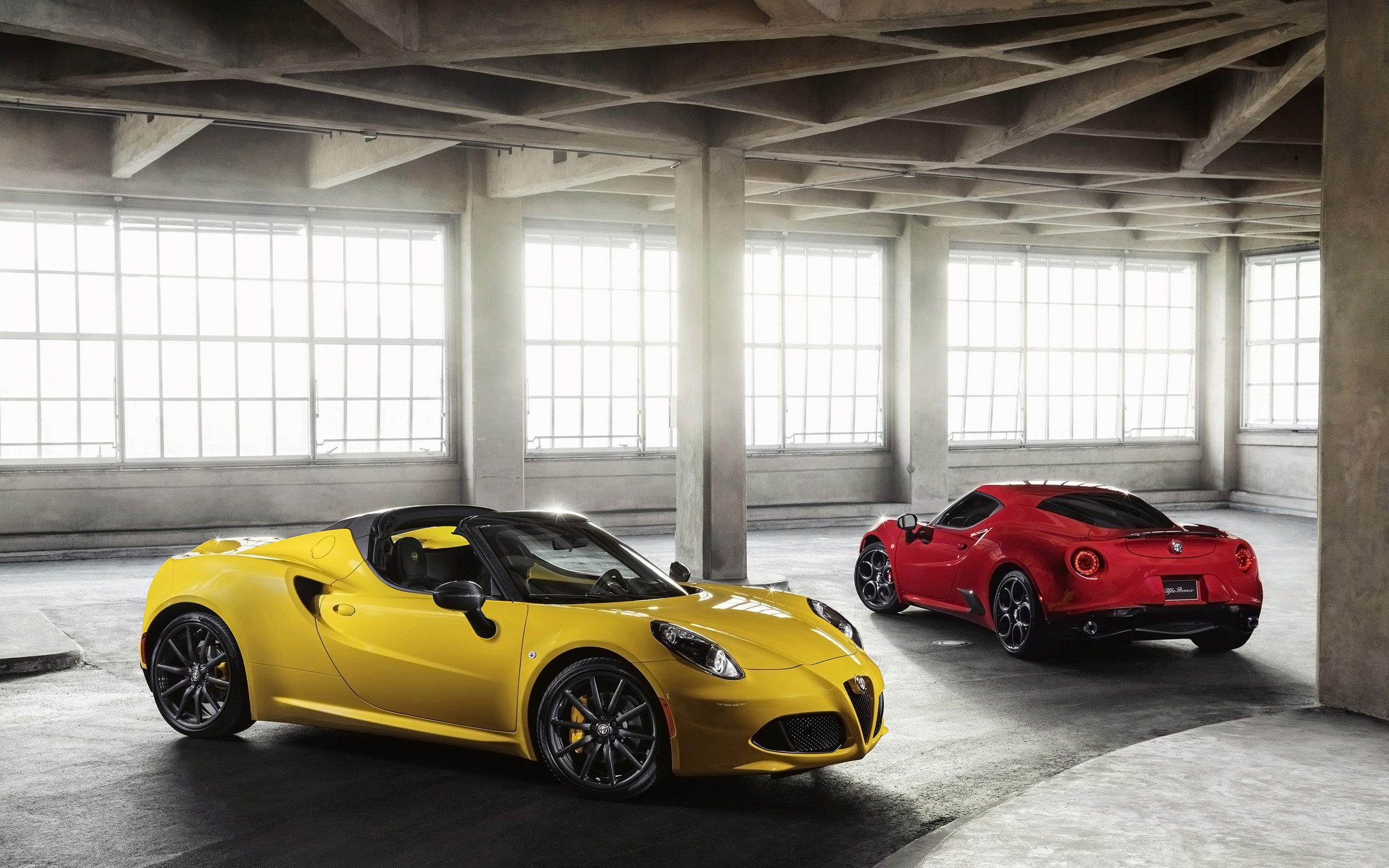 2015 alfa romeo 4c spider 2 wallpaper hd car wallpapers id 5039. Black Bedroom Furniture Sets. Home Design Ideas