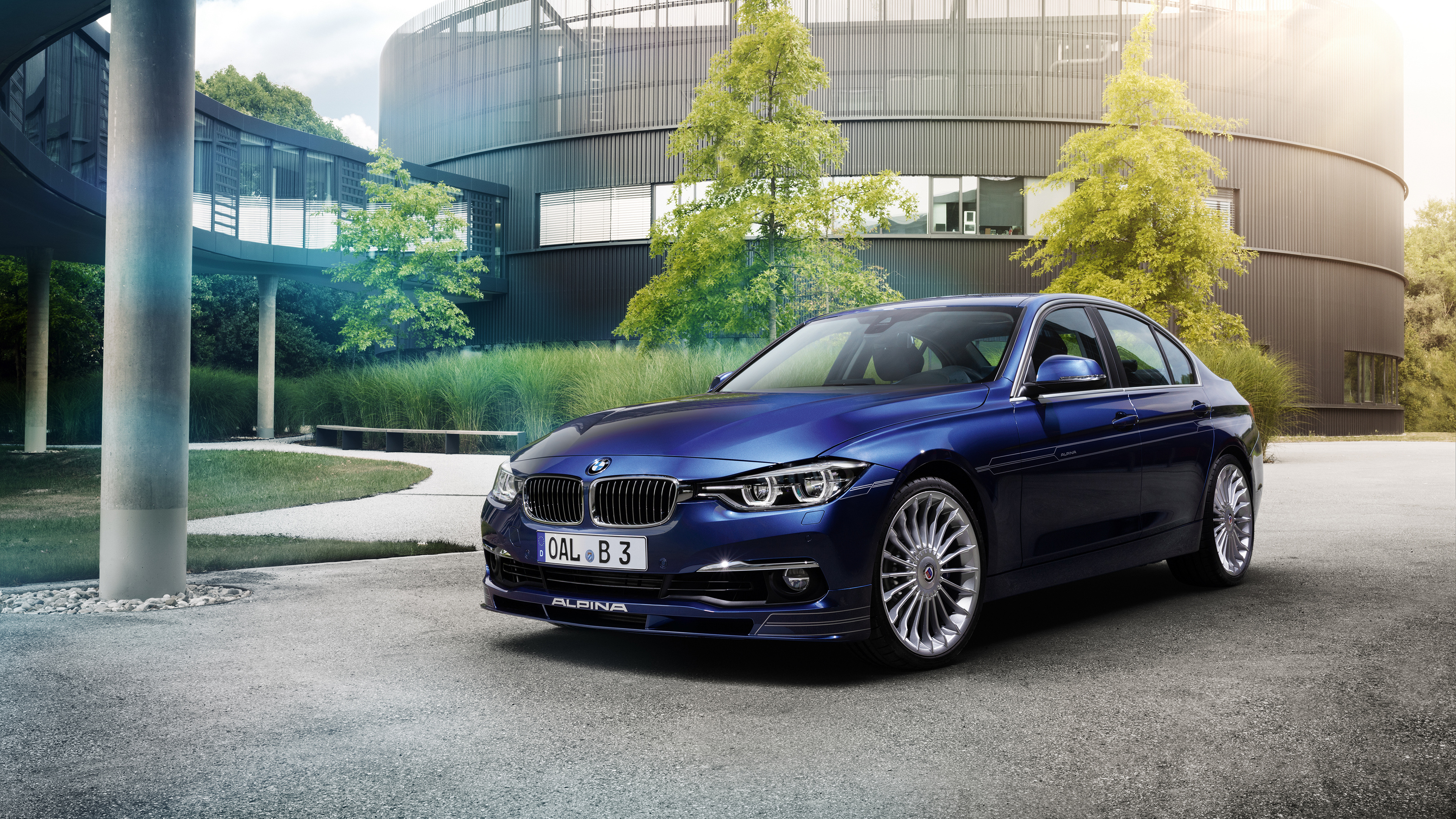 2015 Alpina B3 BMW 3 Series Wallpaper | HD Car Wallpapers ...