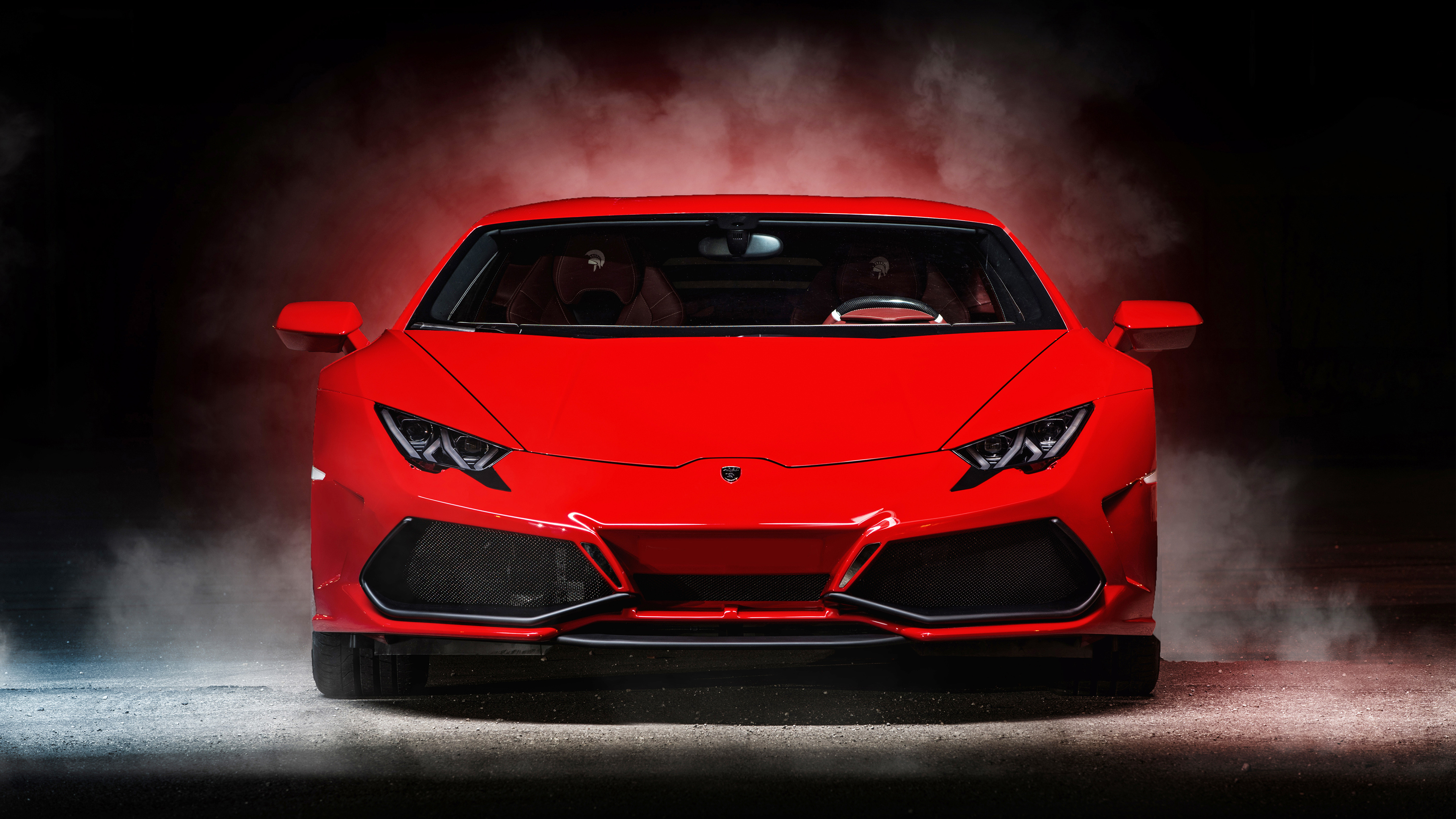 2015 Ares Design Lamborghini Huracan Wallpapers: 2015 Ares Design Lamborghini Huracan Wallpaper