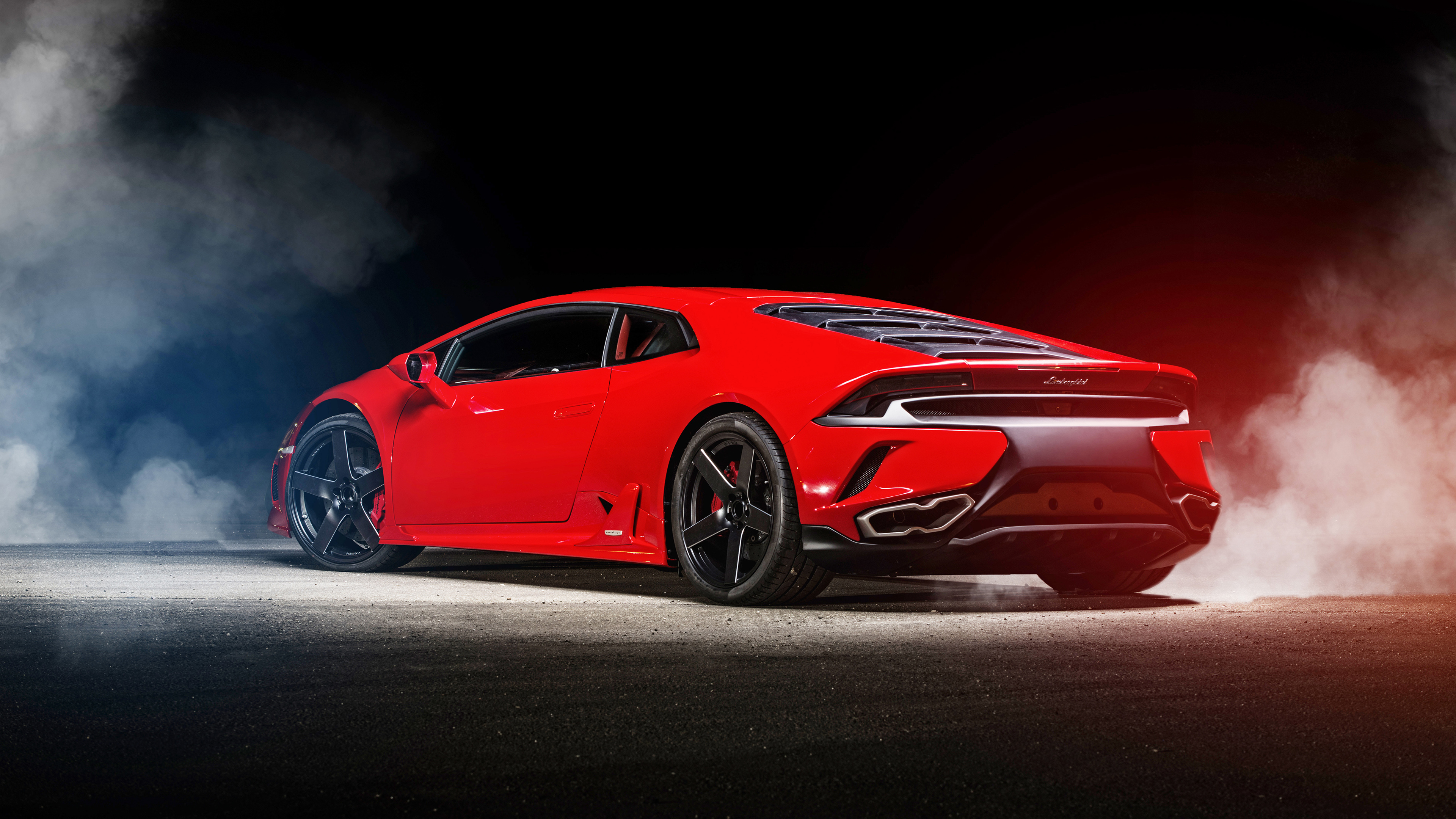 2015 Ares Design Lamborghini Huracan 4 Wallpaper  HD Car Wallpapers