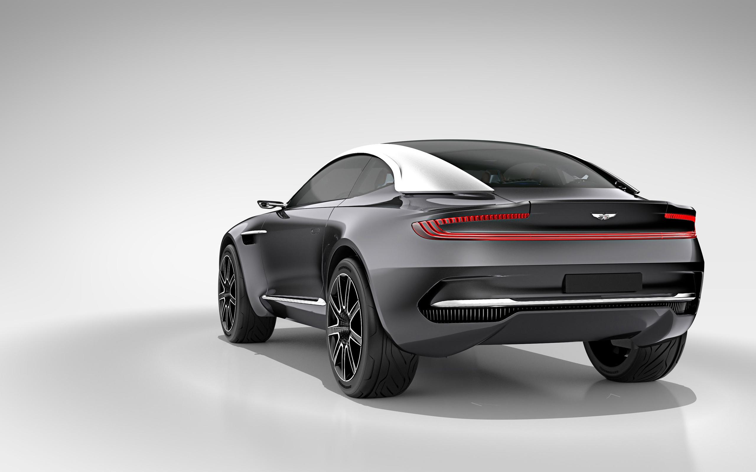2015 Aston Martin Dbx Concept 2 Wallpaper Hd Car Wallpapers Id 5191