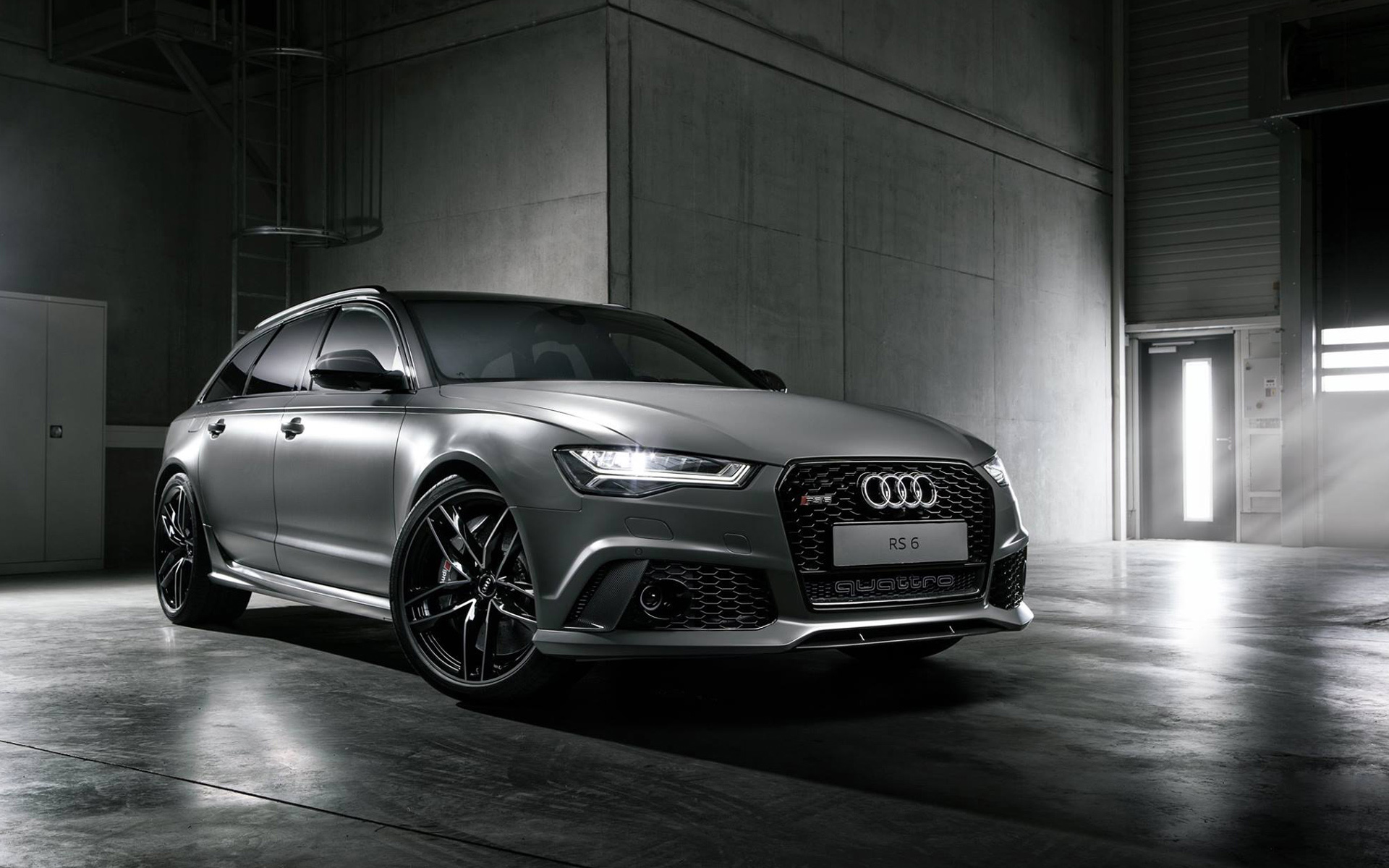 2015 audi rs6 avant exclusive wallpaper hd car wallpapers id 5016. Black Bedroom Furniture Sets. Home Design Ideas