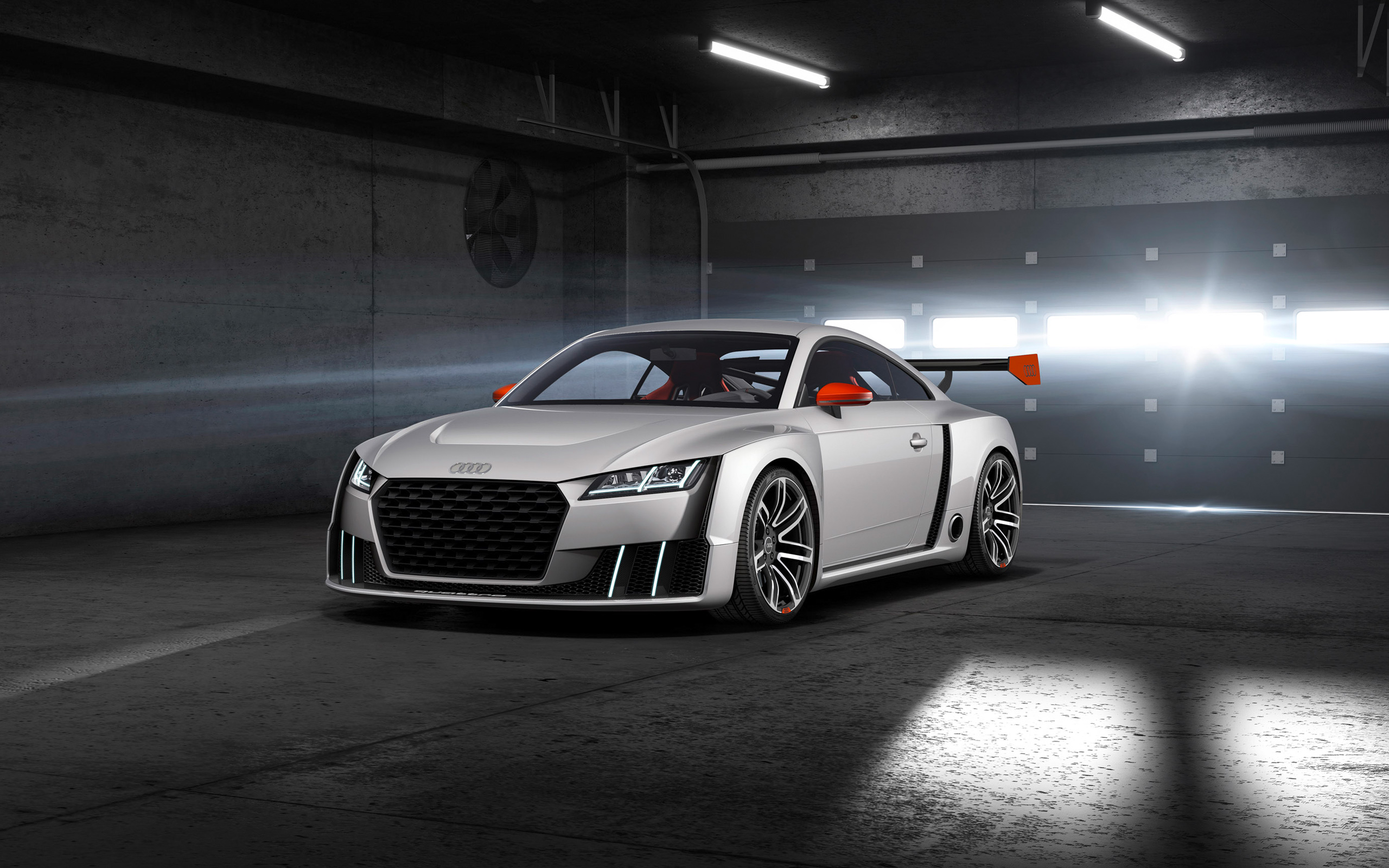 2015 Audi TT Clubsport Turbo Concept Wallpaper  HD Car Wallpapers
