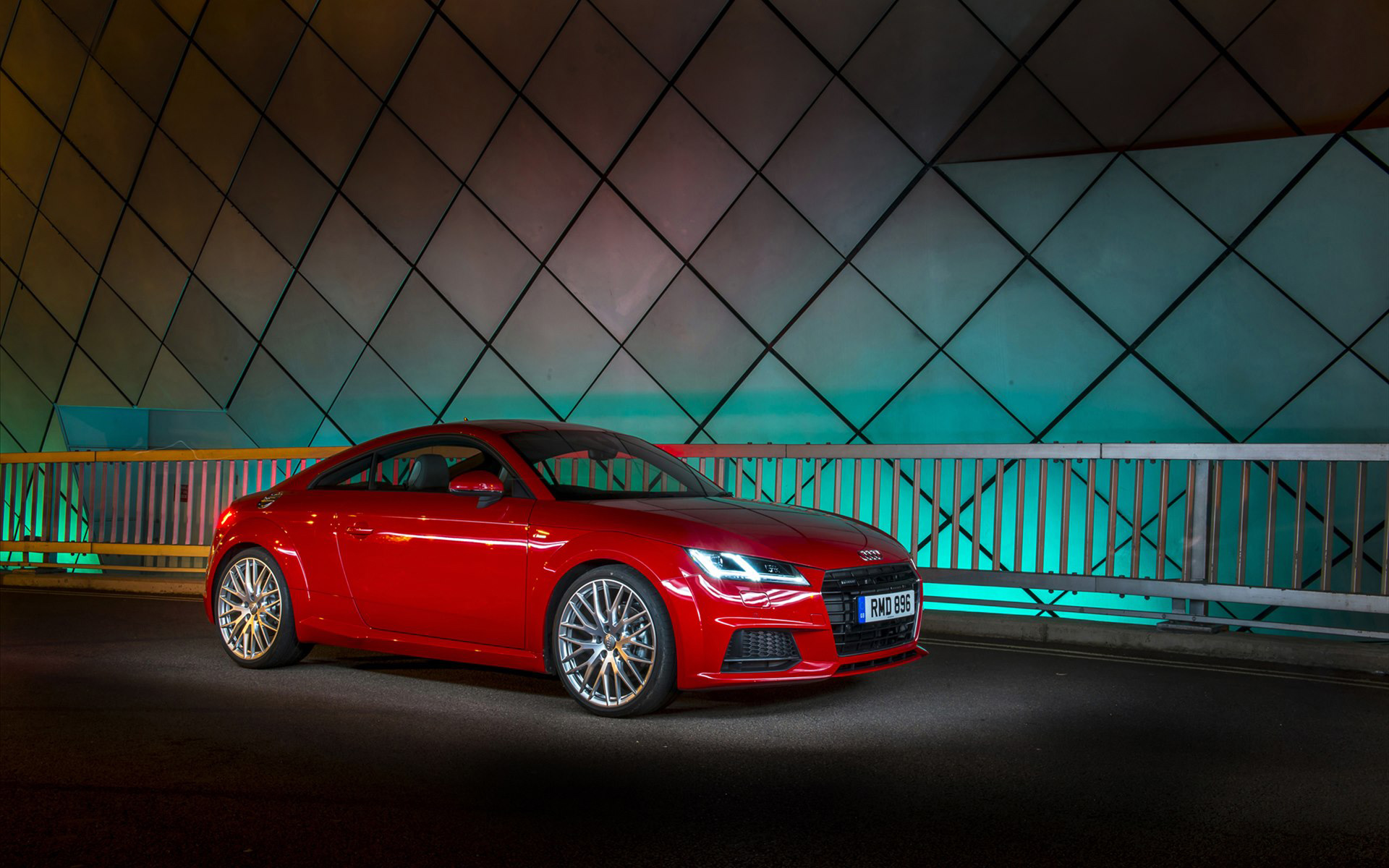 2015 Audi TT Coupe Quattro Wallpaper  HD Car Wallpapers