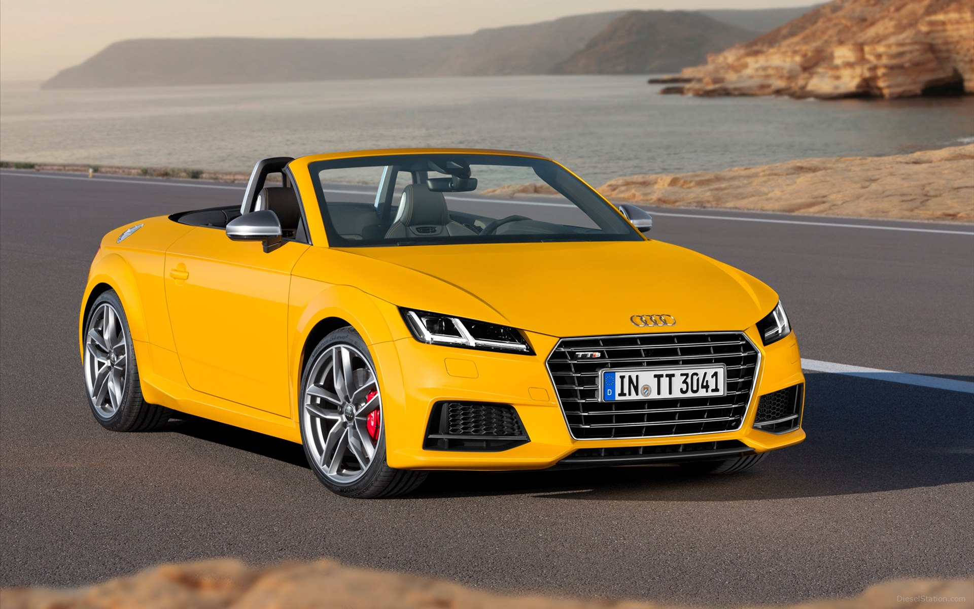 2015 audi tts roadster wallpaper hd car wallpapers id 4911. Black Bedroom Furniture Sets. Home Design Ideas