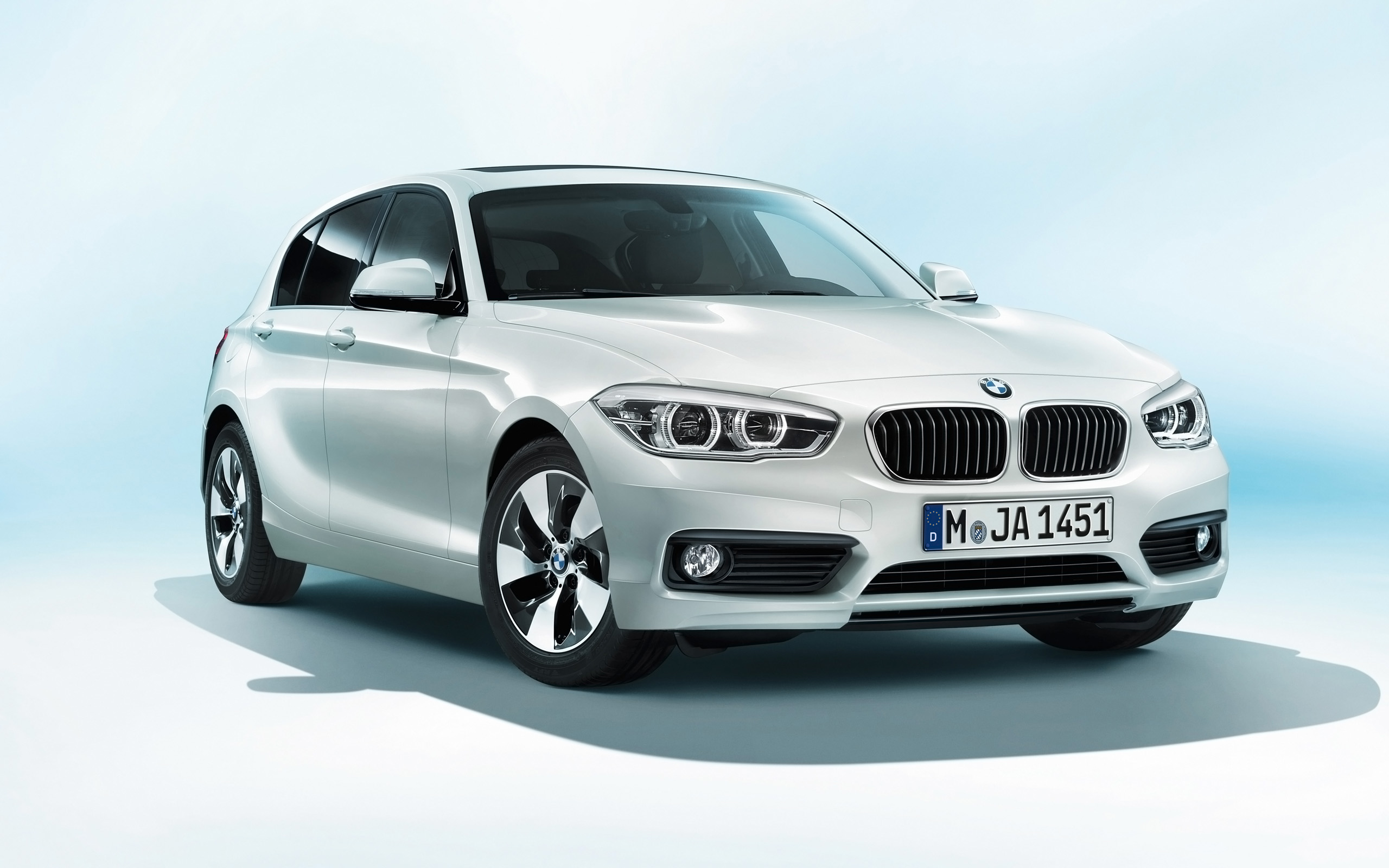 2015 BMW 1 Series Wallpaper | HD Car Wallpapers