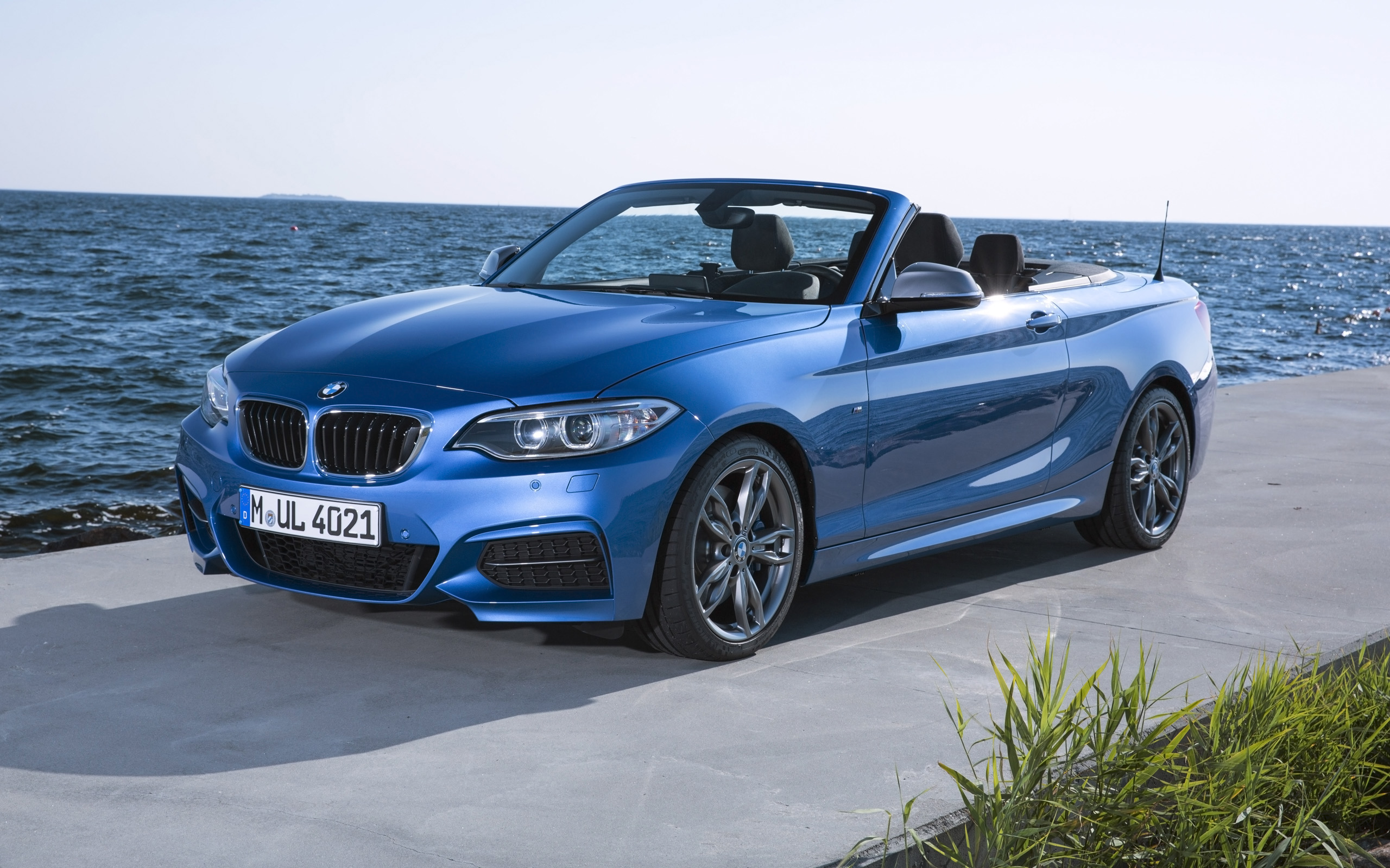 2015 BMW 2 Series Convertible M235i 4 Wallpaper | HD Car Wallpapers