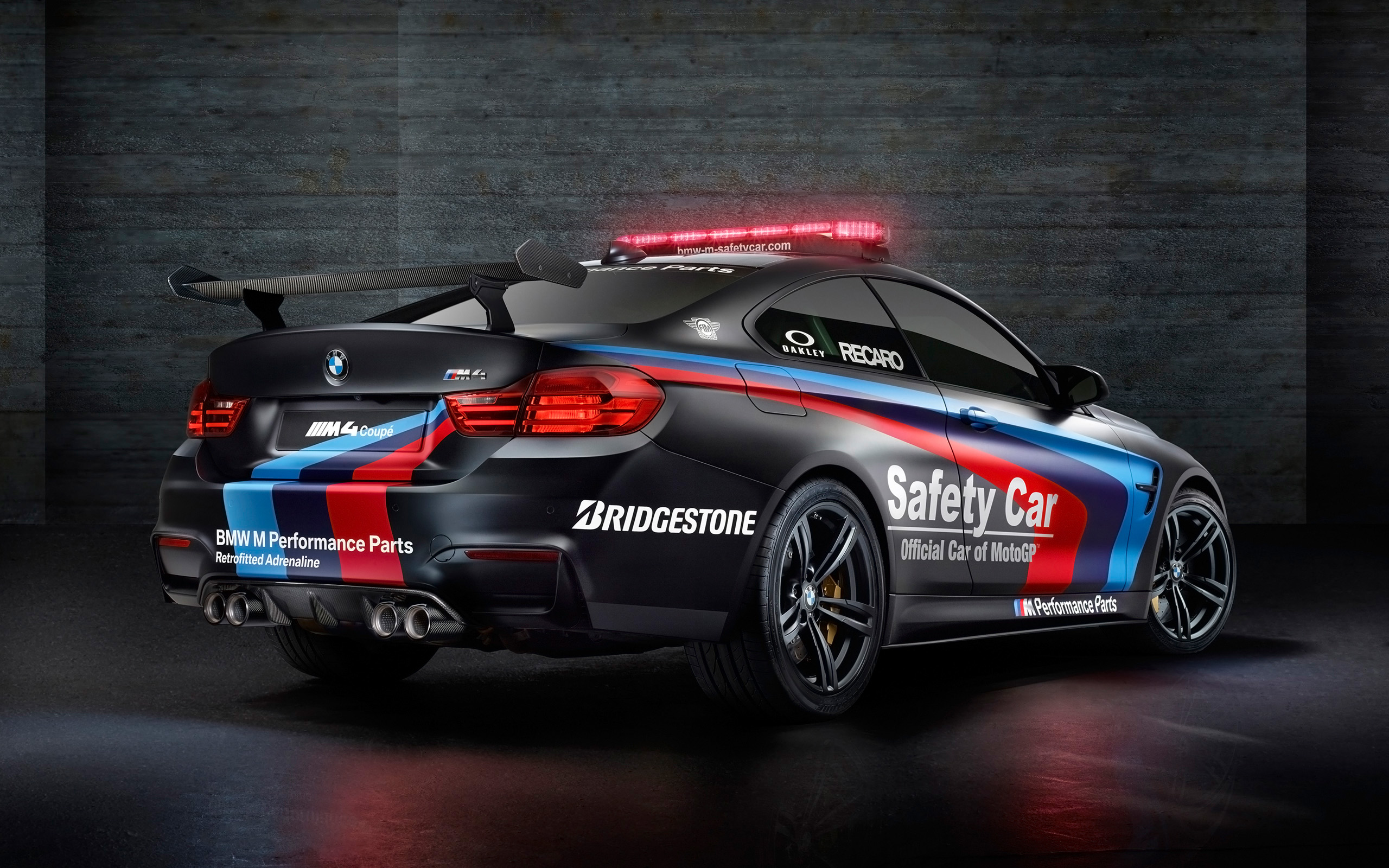2015 BMW M4 MotoGP Safety Car 3 Wallpaper | HD Car Wallpapers
