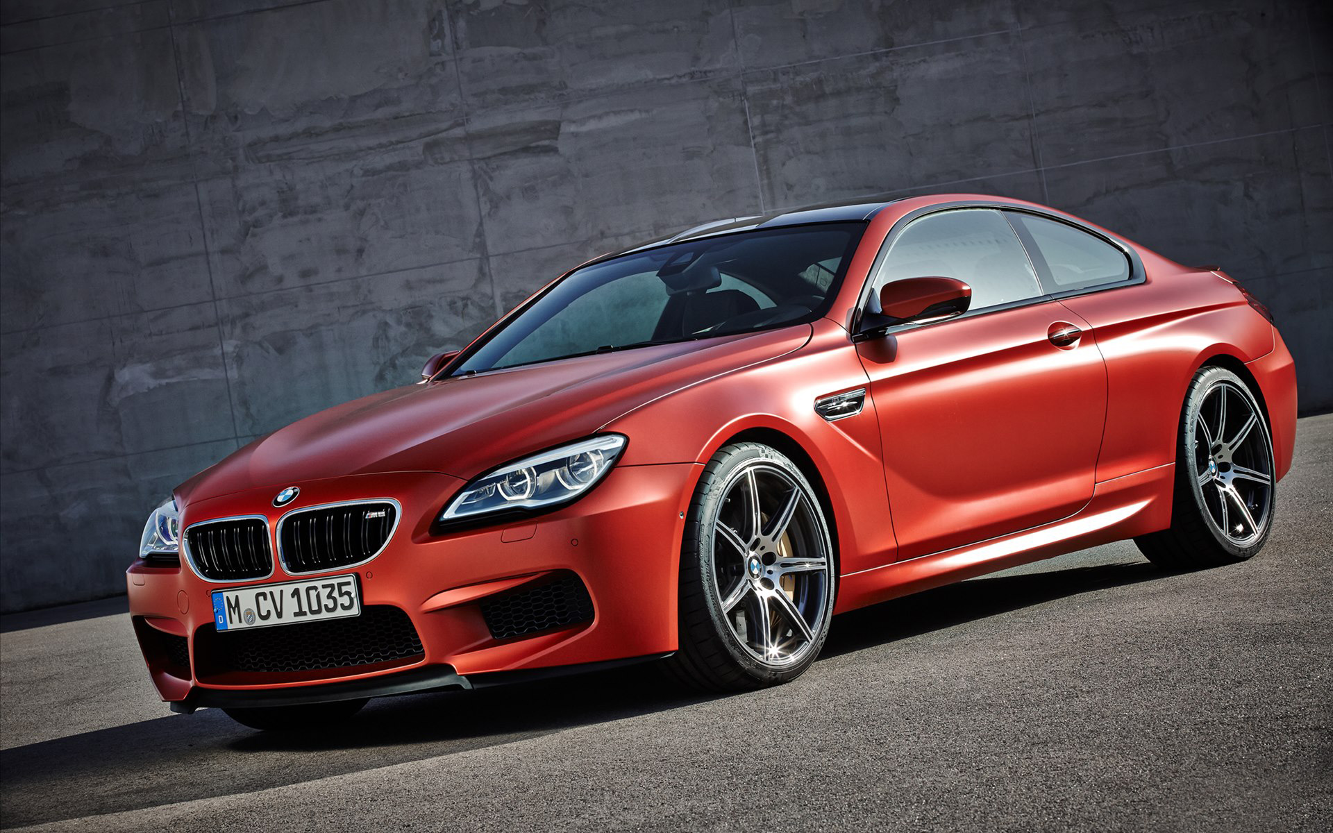 2015 BMW M6 Coupe Wallpaper | HD Car Wallpapers