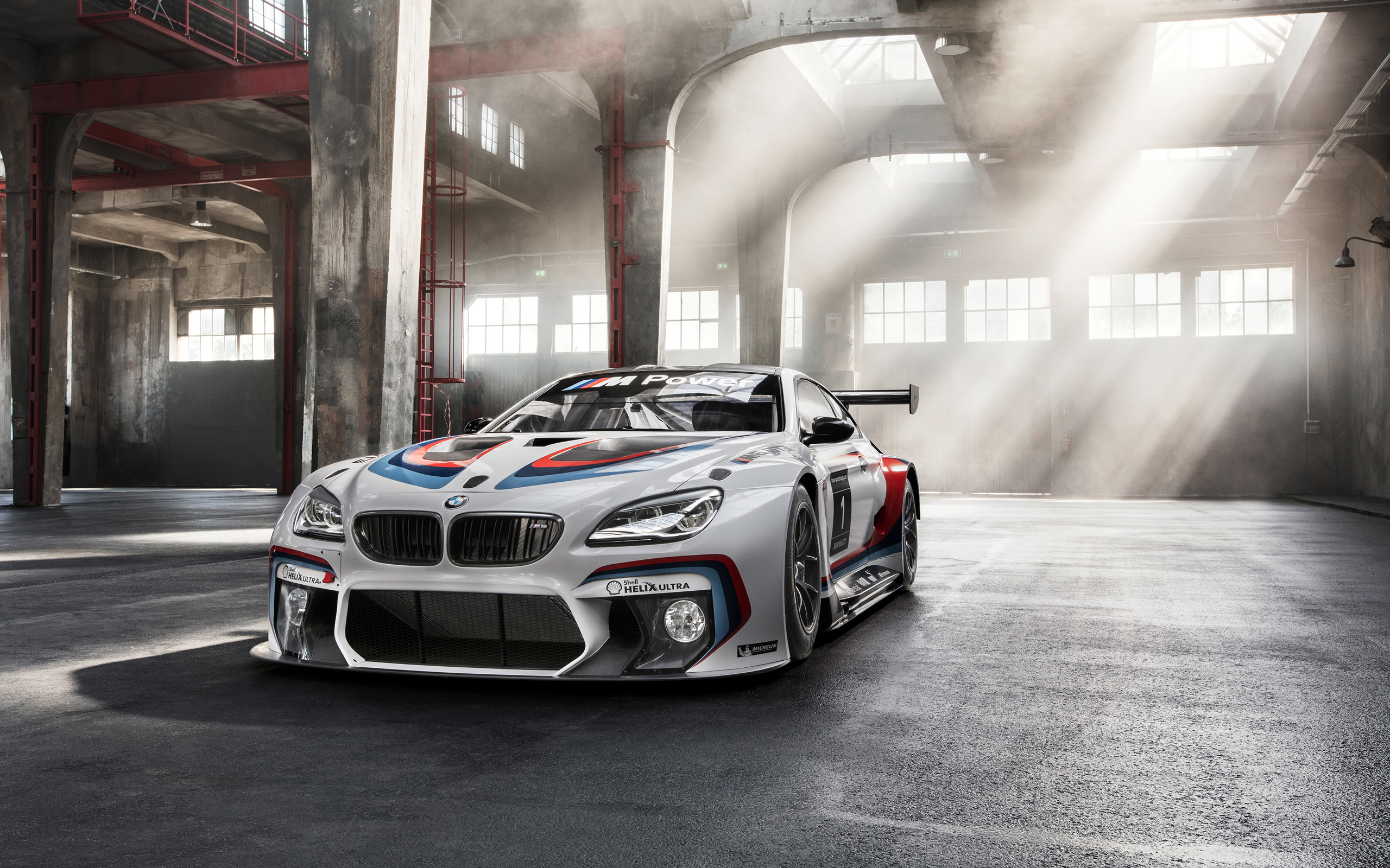 2015 BMW M6 GT3 F13 Sport 4 Wallpaper  HD Car Wallpapers