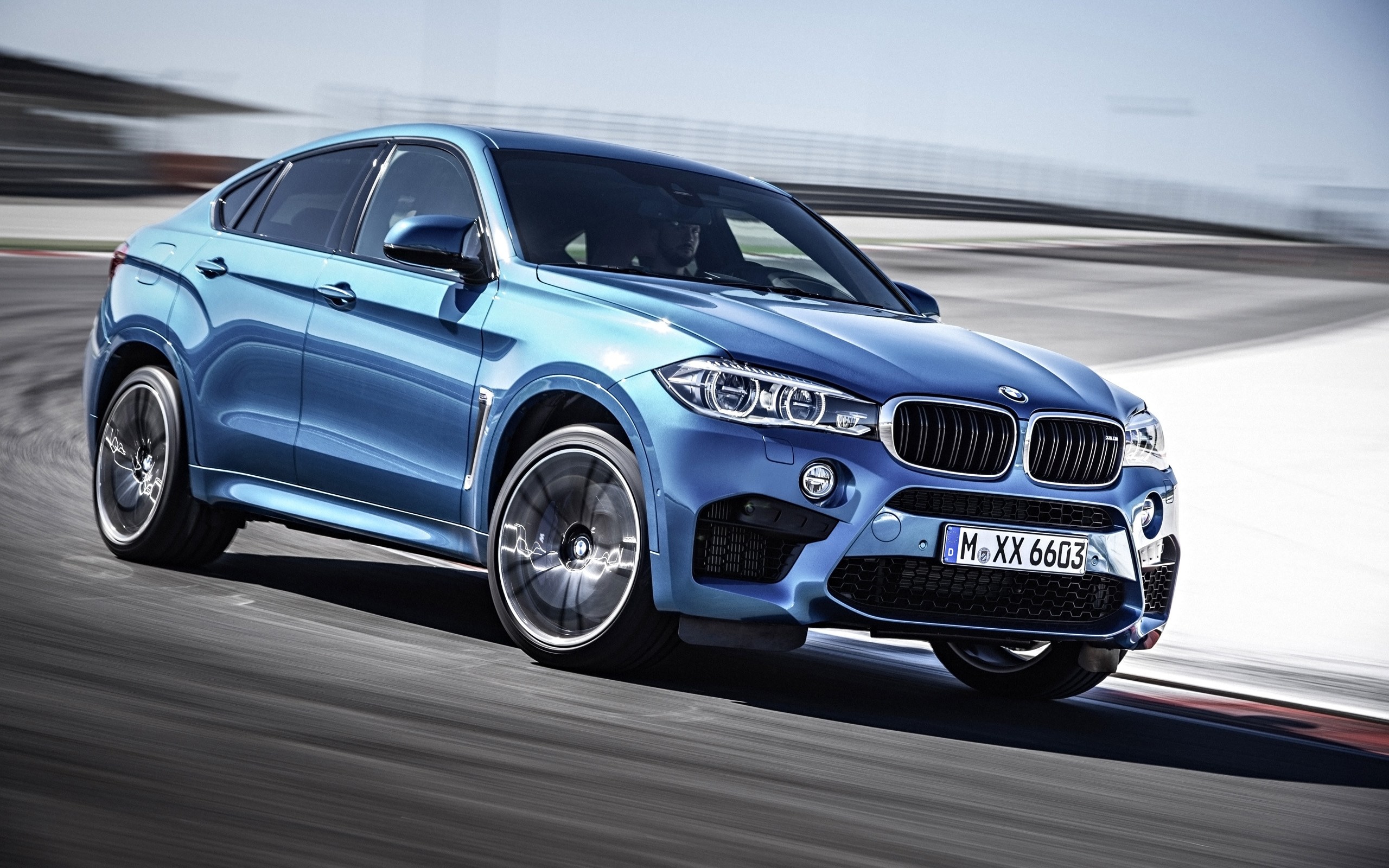 2015 BMW X6 M Wallpaper | HD Car Wallpapers