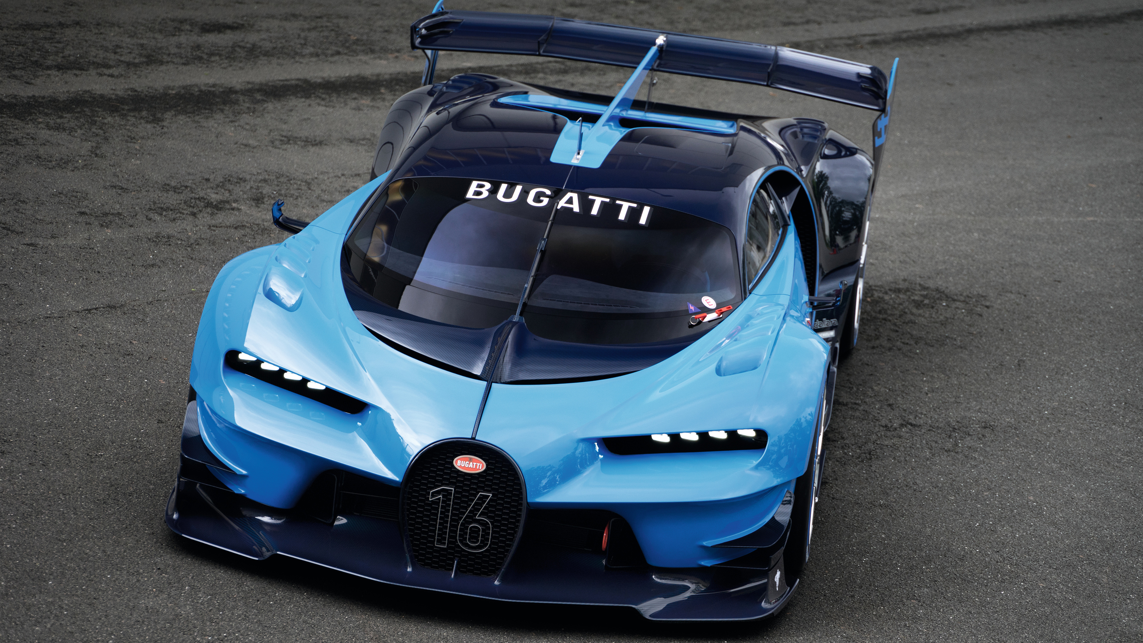 2015 Bugatti Vision Gran Turismo 4 Wallpaper  HD Car Wallpapers