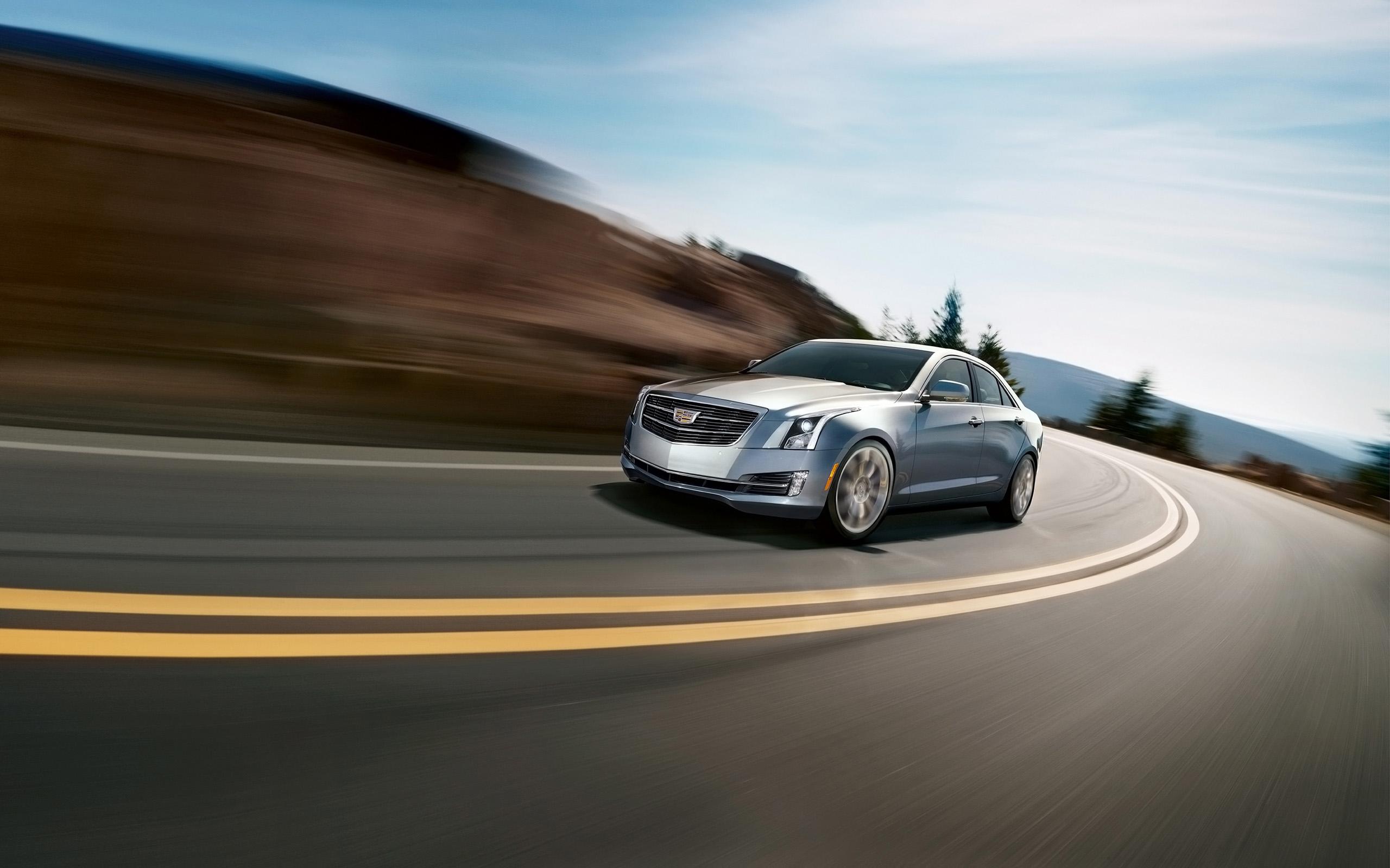 2015 Cadillac ATS Sedan Wallpaper | HD Car Wallpapers | ID ...
