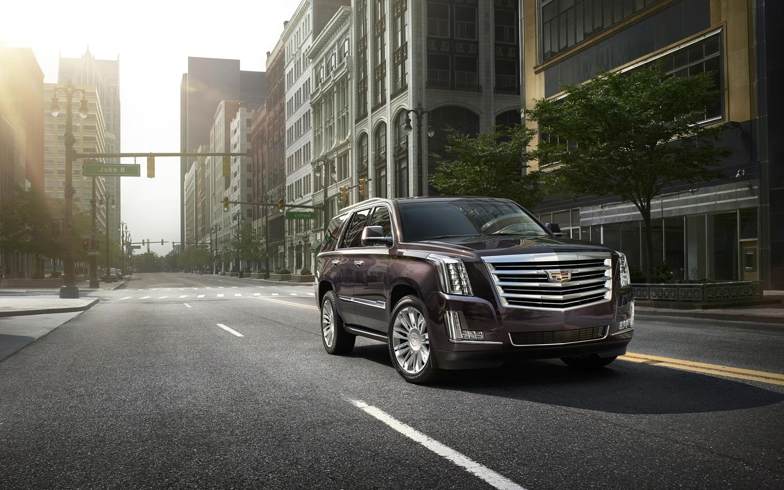 2015 Cadillac Escalade Platinum Wallpaper | HD Car ...