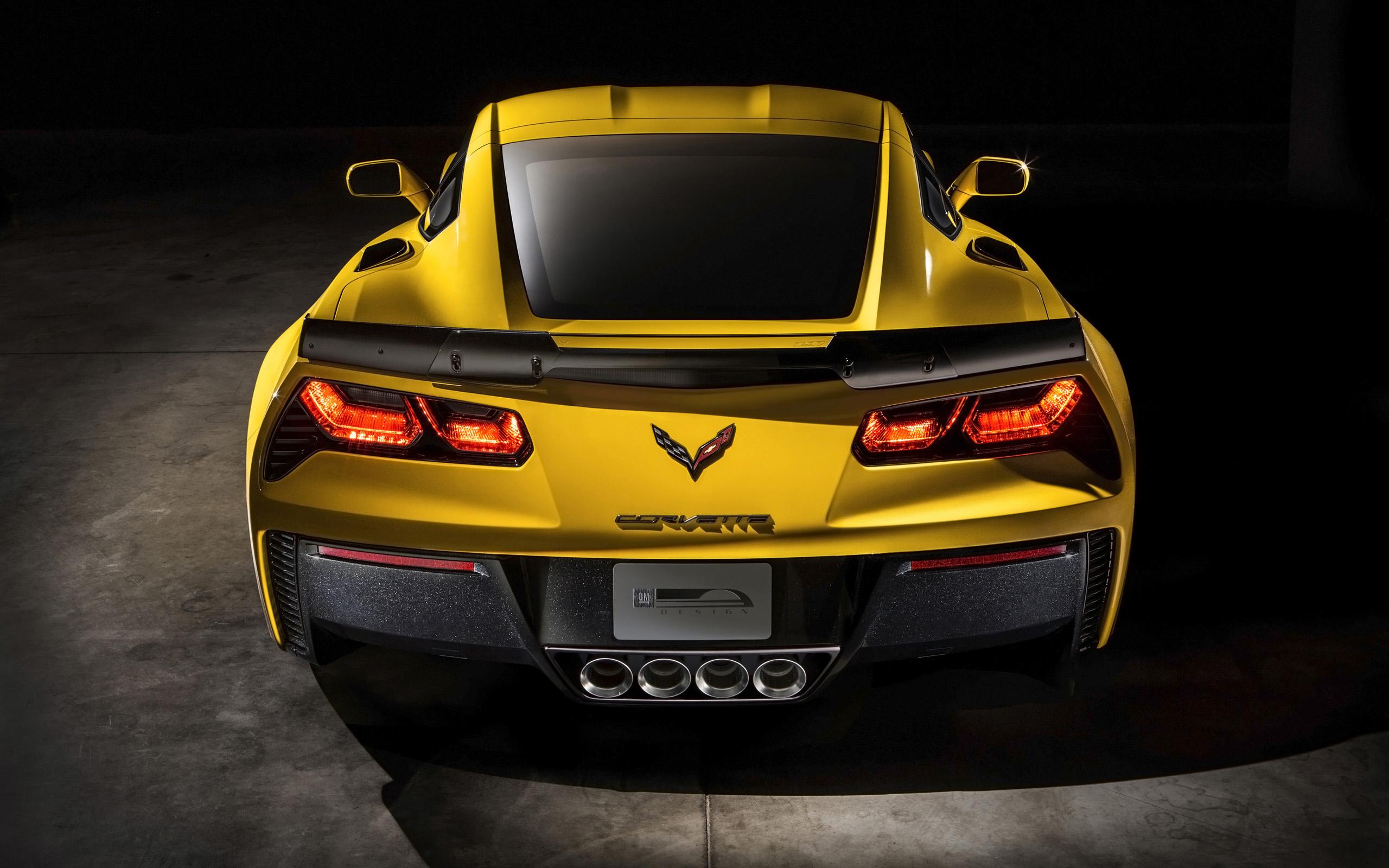 2015 Chevrolet Corvette Z06 3 Wallpaper Hd Car Wallpapers