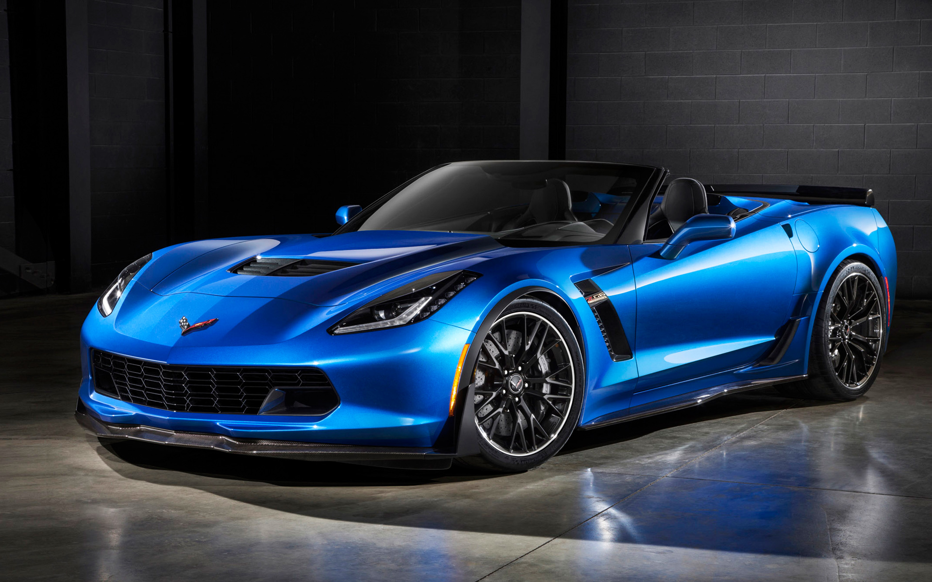 2015 Chevrolet Corvette Z06 Convertible Wallpaper Hd Car Wallpapers Id 4389