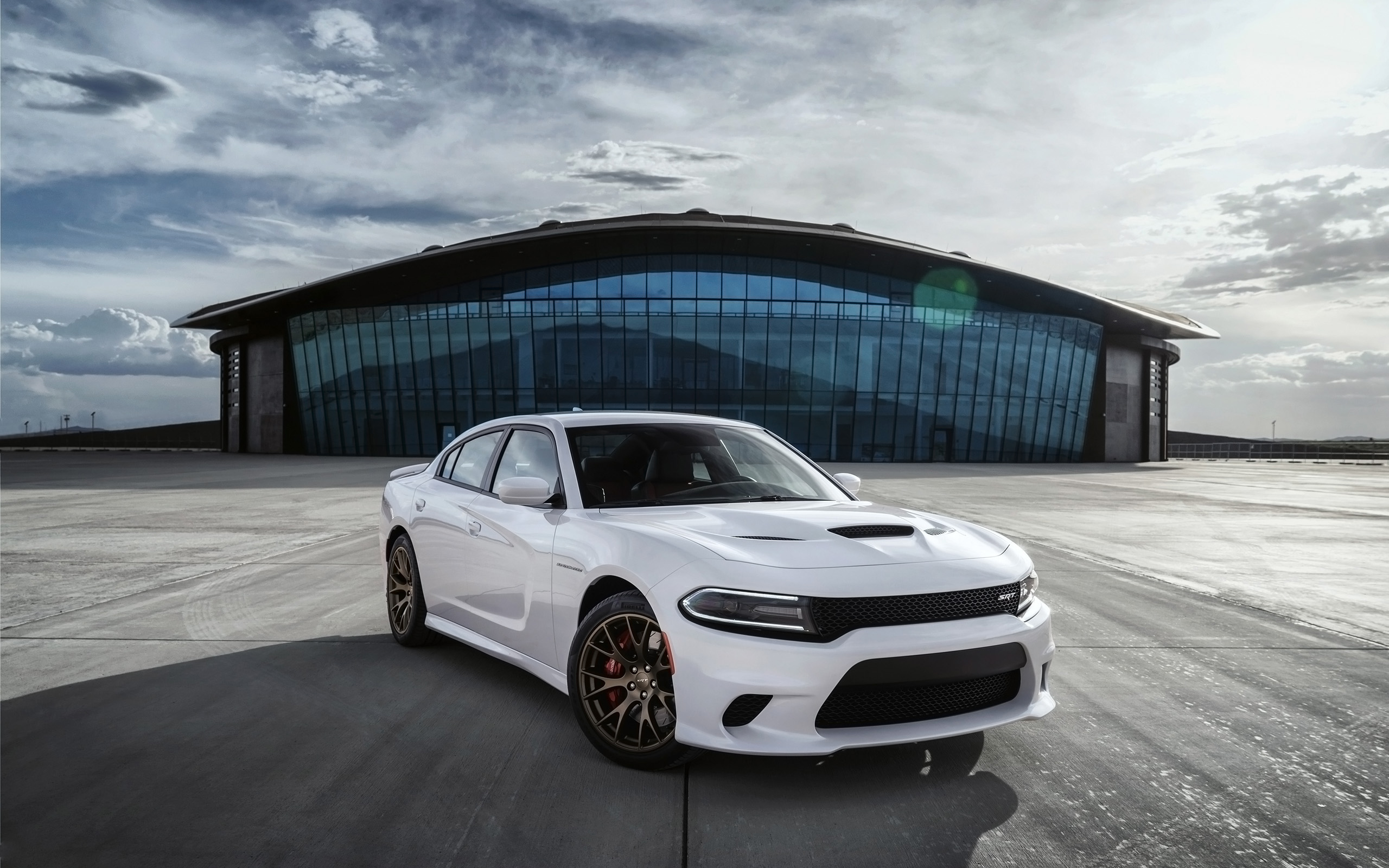 2015 dodge charger srt hellcat wallpaper | hd car wallpapers | id #4717