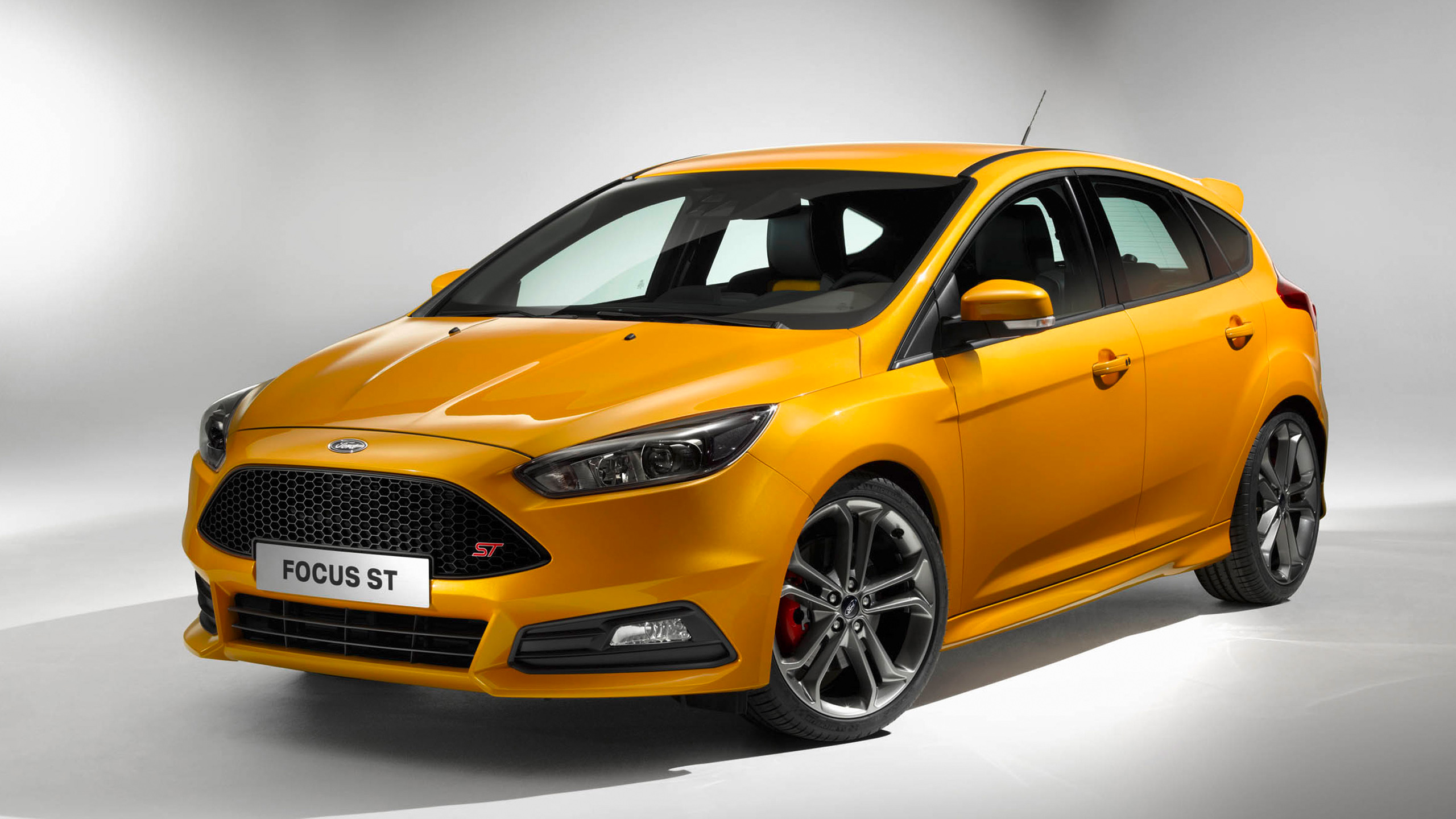 2015 Ford Focus St Wallpaper Hd Car Wallpapers Id 4604