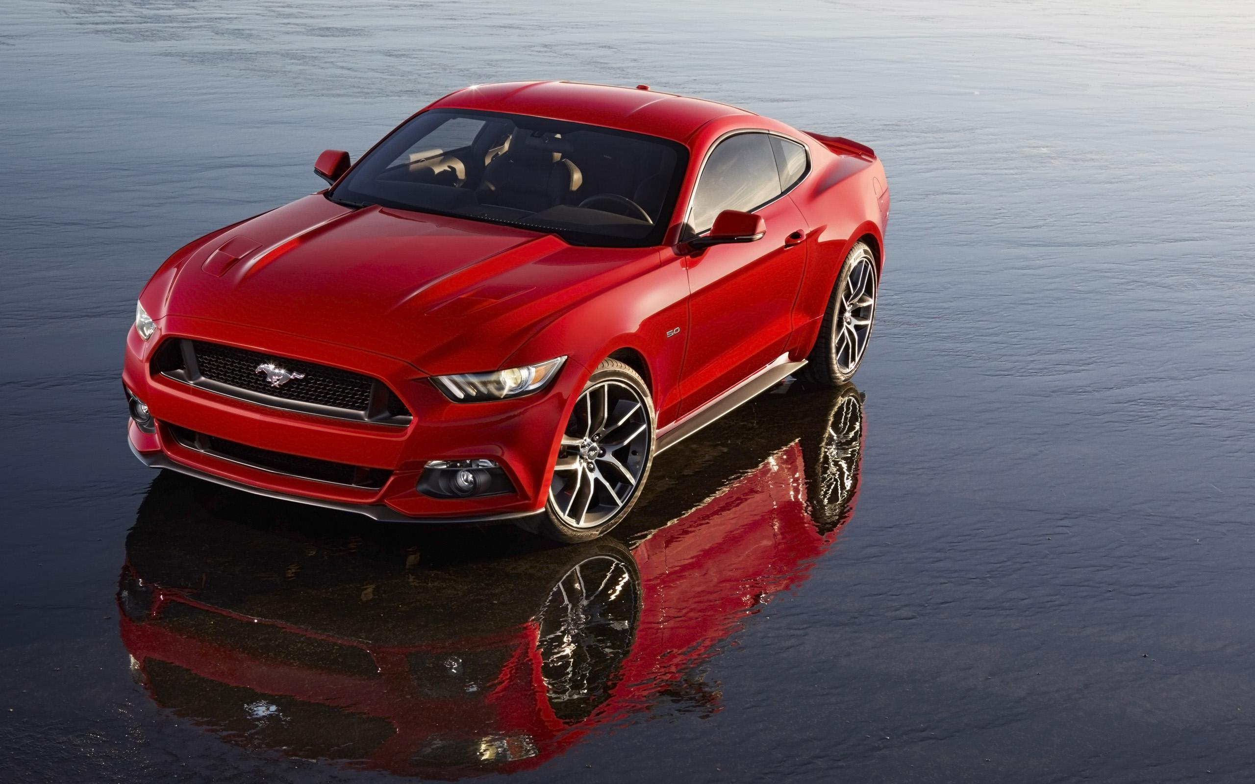 2015 Ford Mustang Wallpaper Hd Car Wallpapers Id 3938