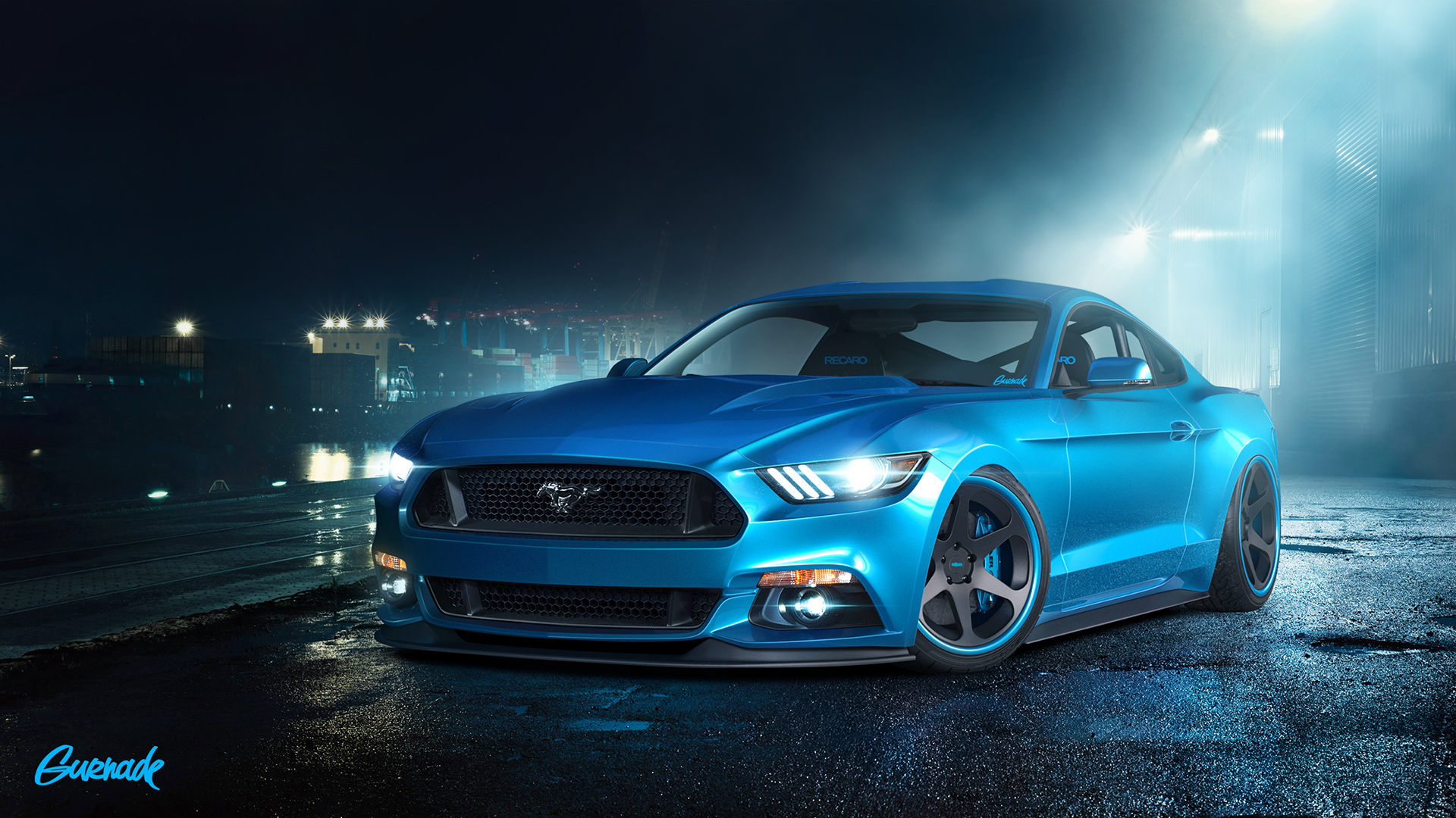 2015 Ford Mustang Gt Wallpaper Hd Car Wallpapers Id 4974