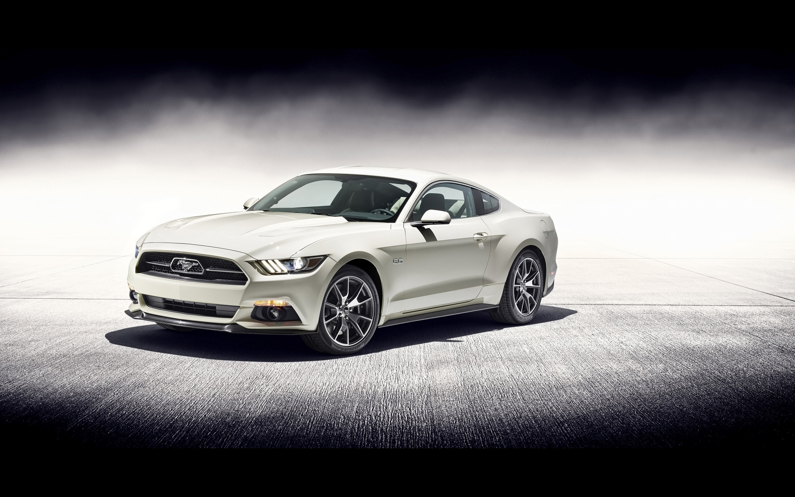 2015 ford mustang gt fastback 50 year limited edition