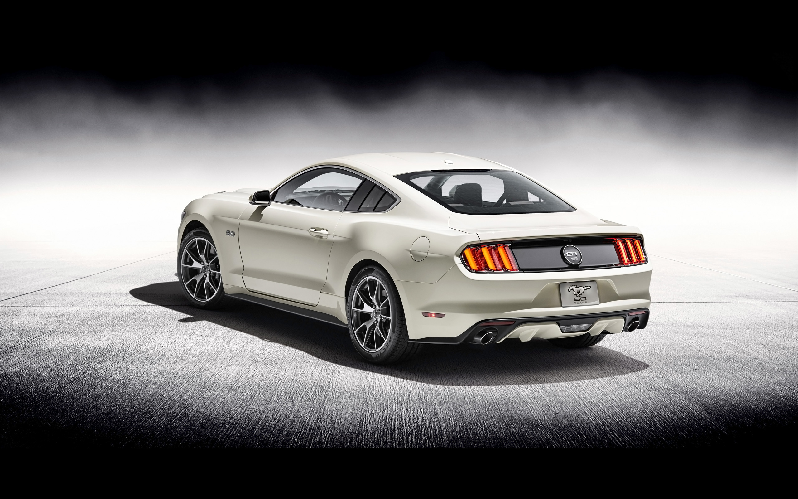 2015 Ford Mustang Gt Fastback 50 Year Limited Edition 2