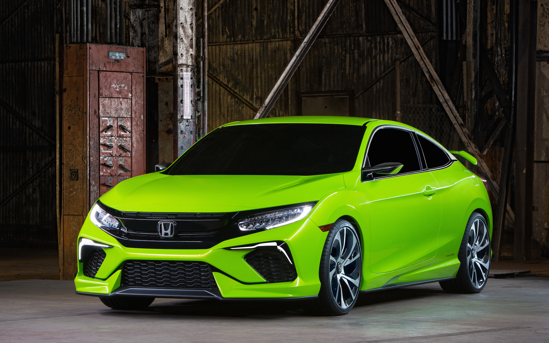 2015 honda civic concept wallpaper | hd car wallpapers | id #5280