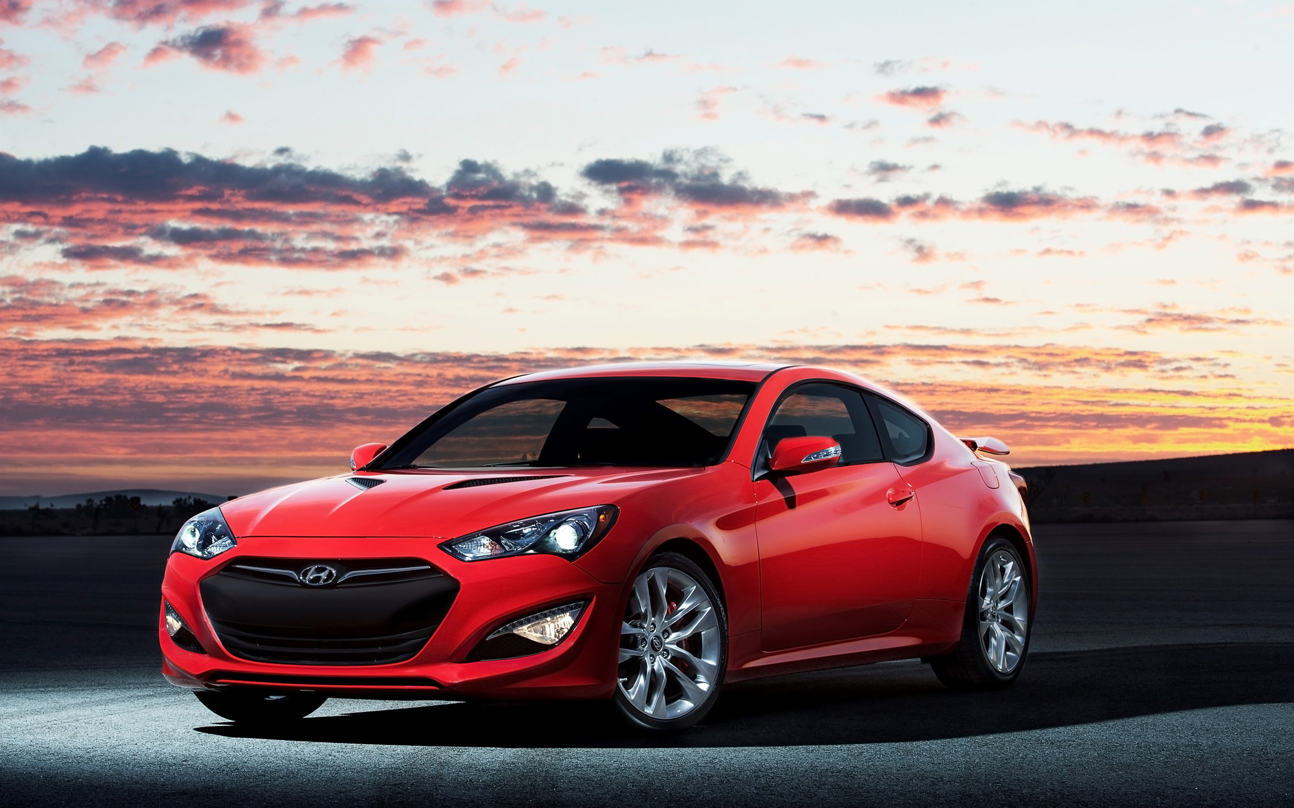 2015 Hyundai Genesis Coupe Wallpaper Hd Car Wallpapers Id 4888