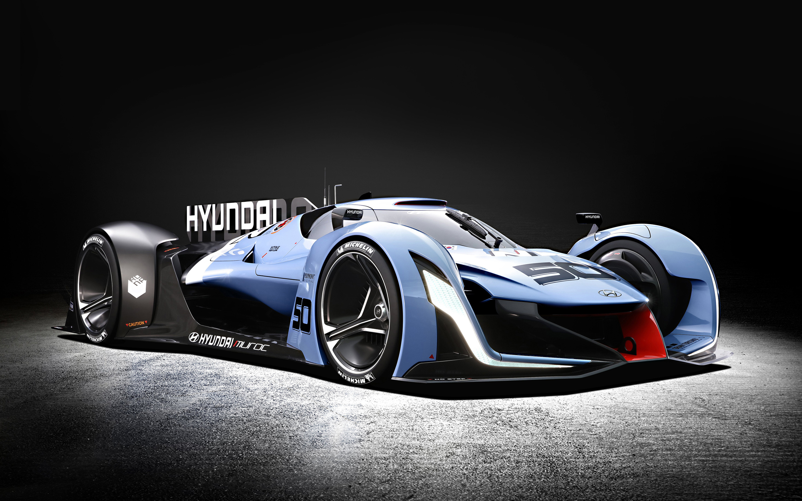 2015 Hyundai N 2025 Vision Gran Turismo 3 Wallpaper Hd Car