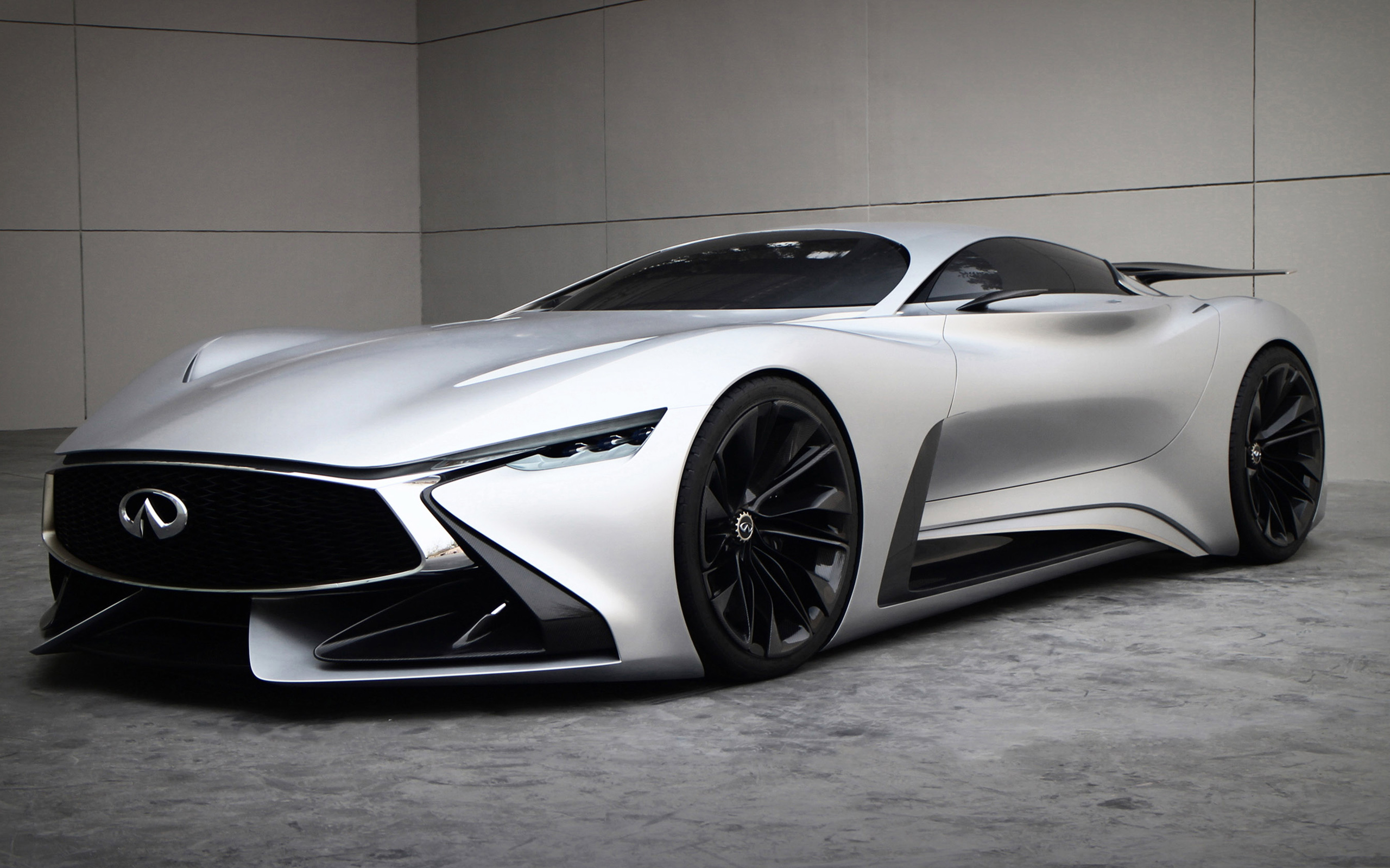 2015 Infiniti Vision Gt Concept 2 Wallpaper Hd Car Wallpapers Id 5327
