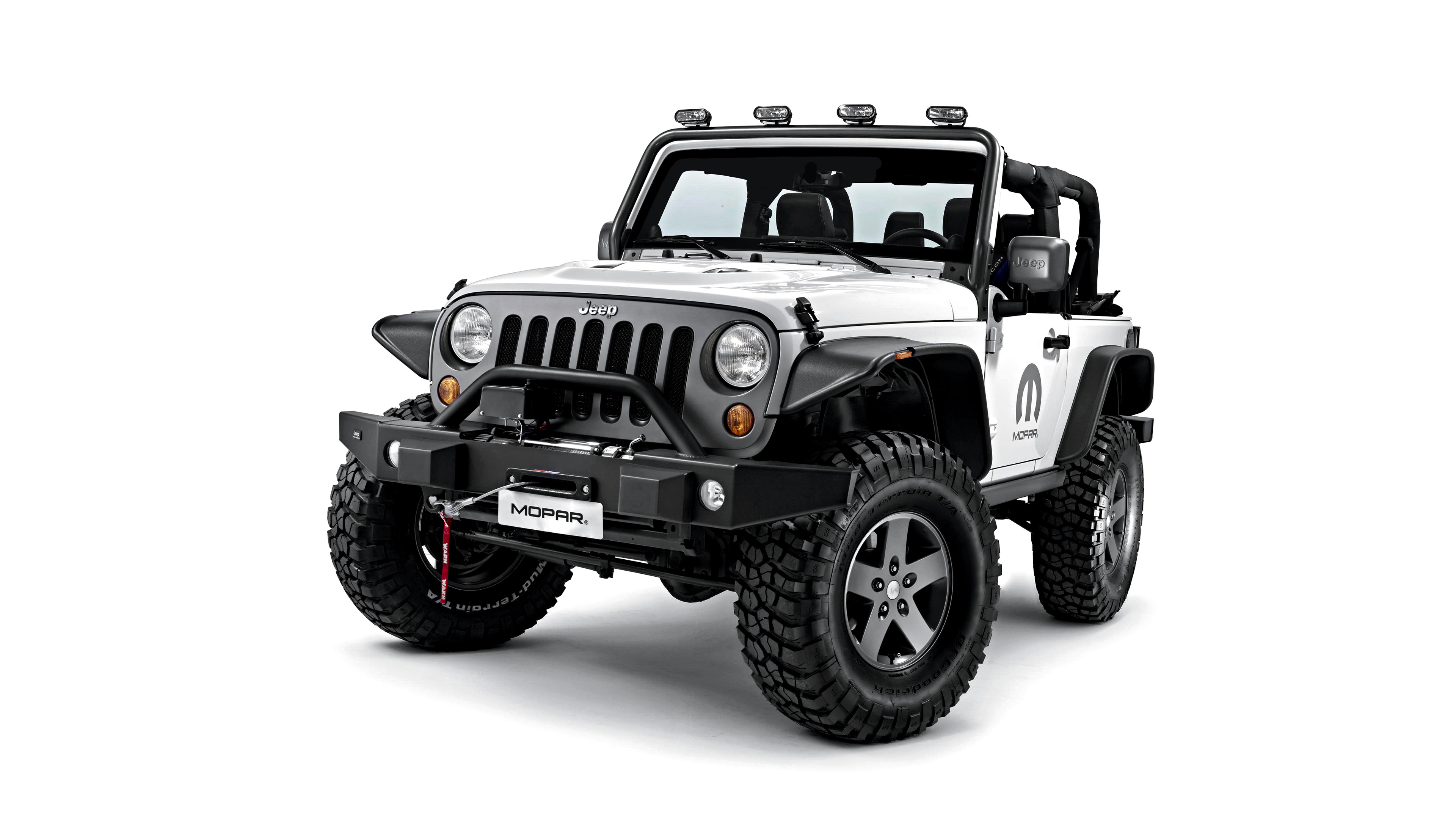 2015 Jeep Wrangler Unlimited Mopar Wallpaper