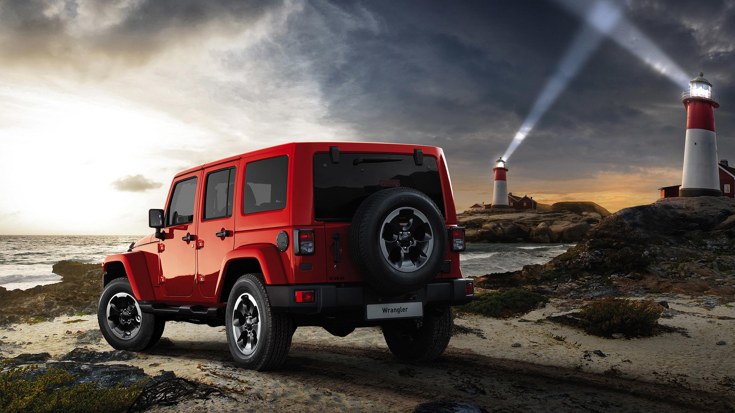 Top 20 Jeep Wrangler Wallpapers