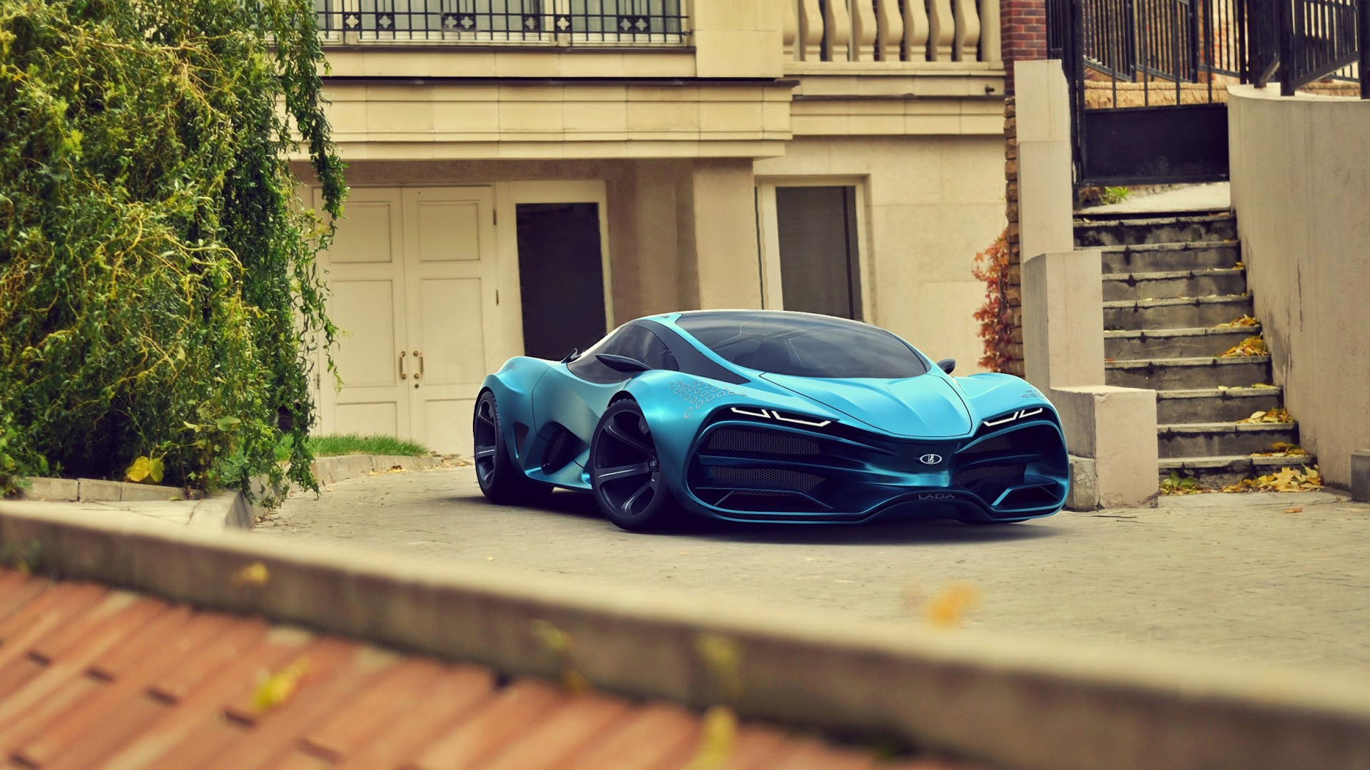 2015 lada raven supercar concept 3 wallpaper | hd car wallpapers