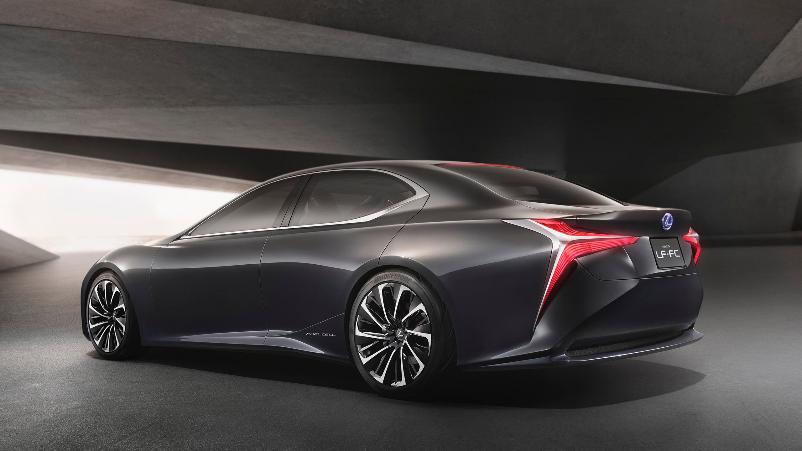 2015 lexus lf fc concept 3 wallpaper hd car wallpapers